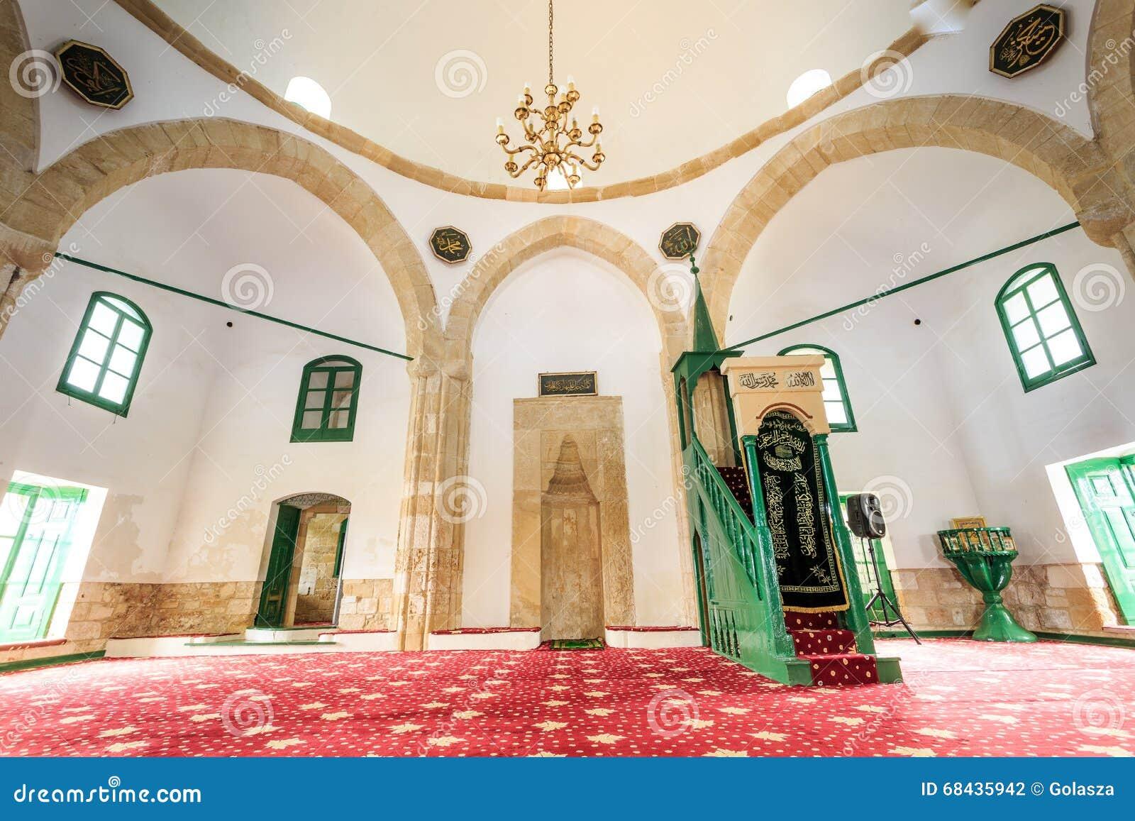 Hala Sultan Tekke - en historisk relikskrin, moské i Larnaca, Cypru