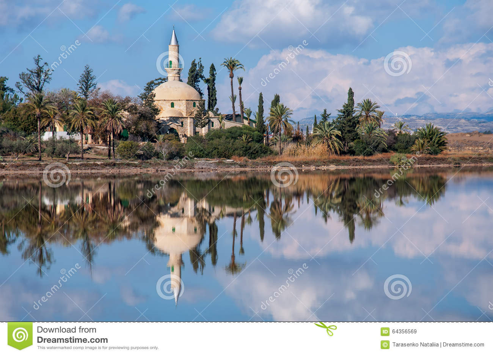 Hala Sultan Tekke i Cypern