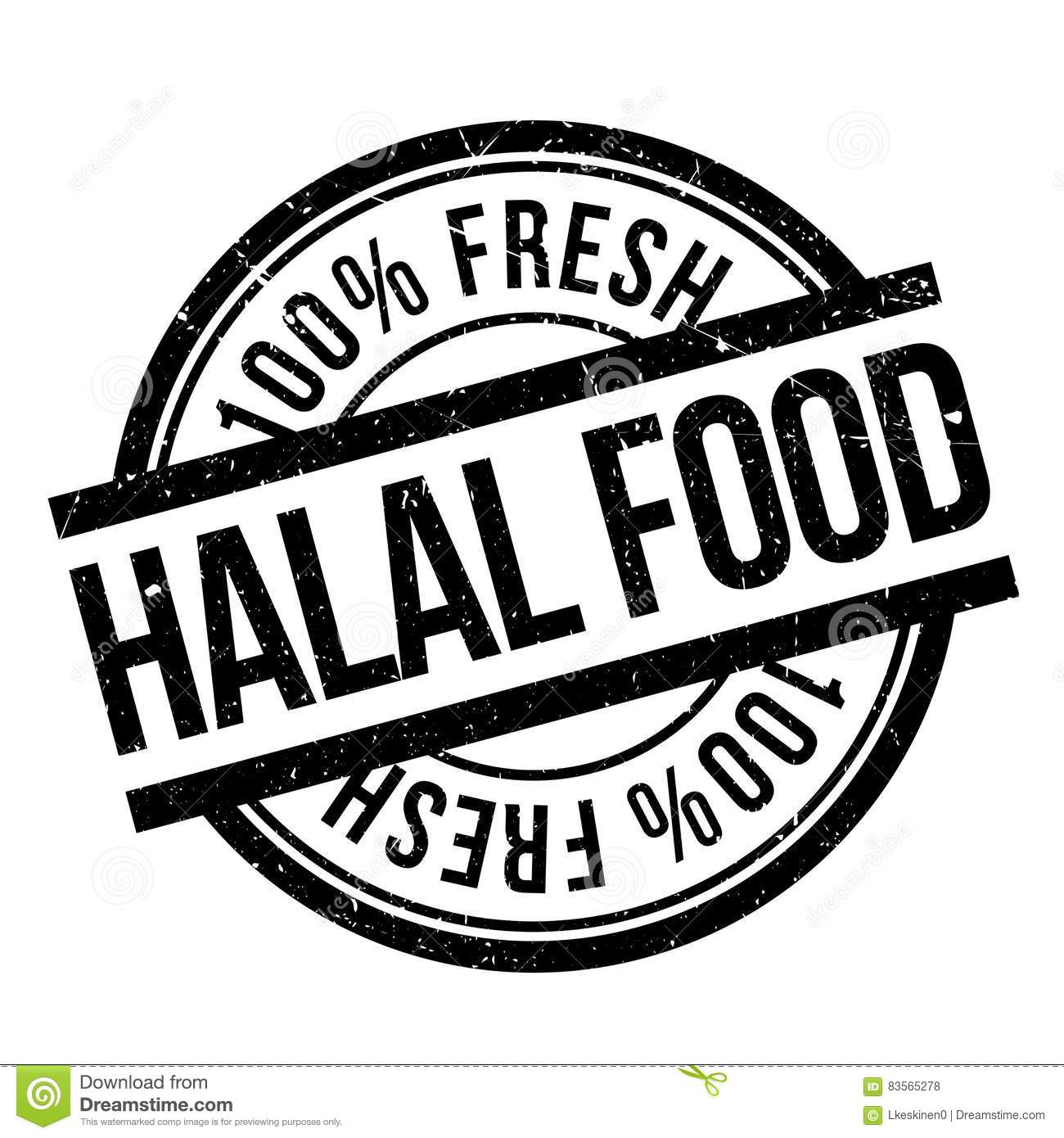 Halal food label stock illustrations 244 halal food label stock halal food stamp grunge design with dust scratches effects can be easily removed for buycottarizona