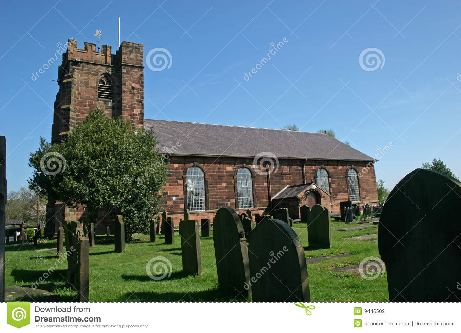 Hale church, Liverpool