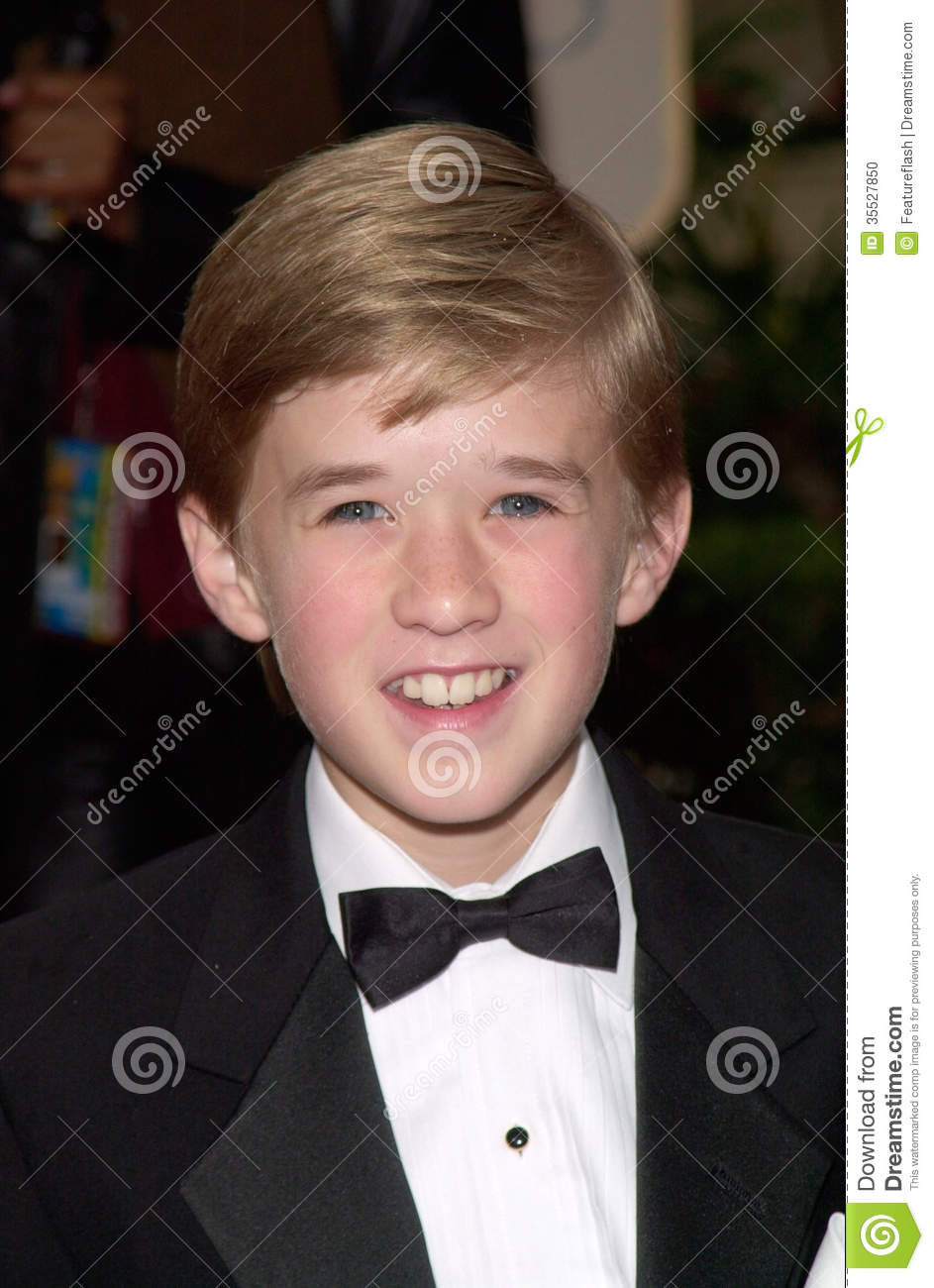 Haley Joel Osment Editorial Image - Image: 35527850