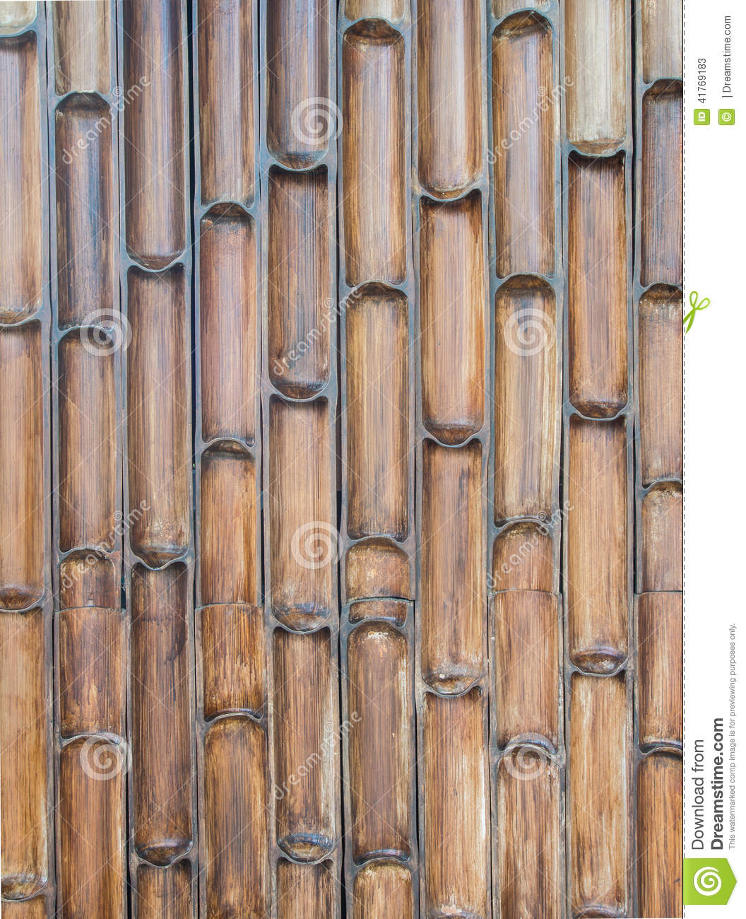 Half bamboo wall background stock photo image 41769183 royalty free stock photo download half bamboo wall amipublicfo Choice Image