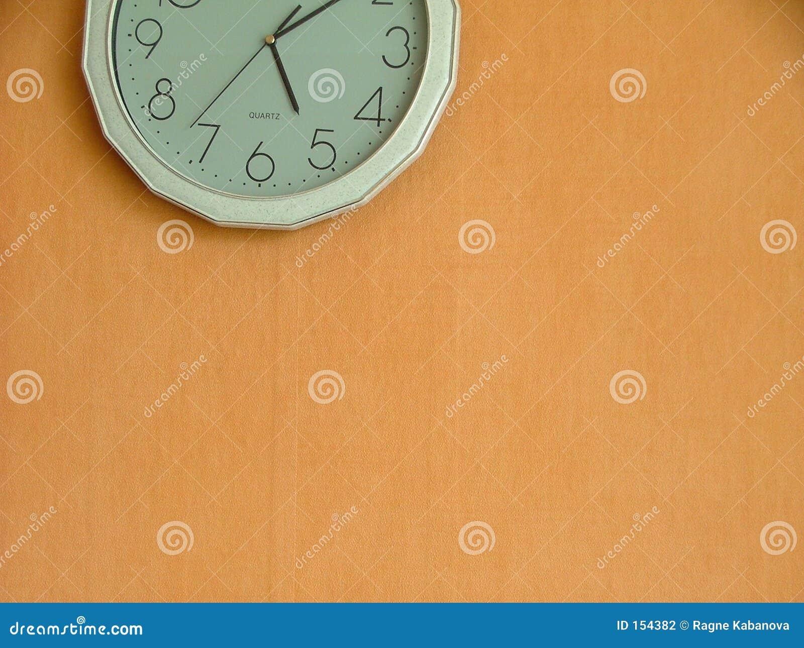 Half klocka