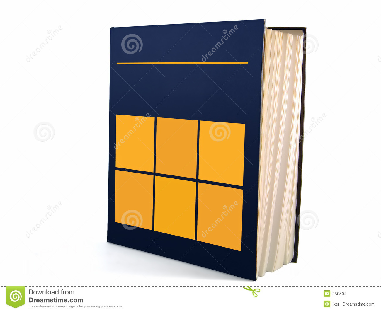 A Half Open Book (Books 01) Stock Photo - Image of exam