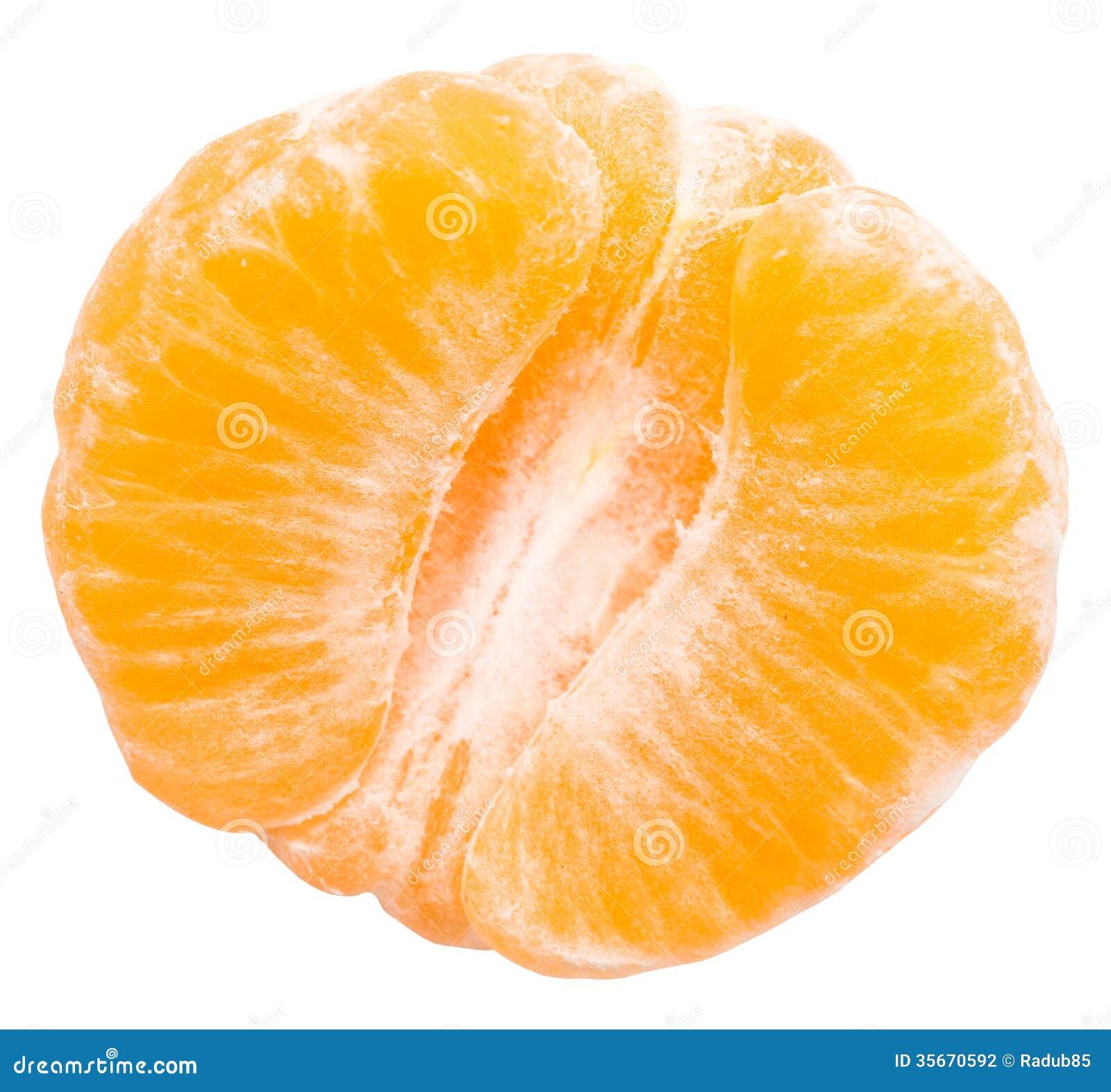 Half Peeled Orange sto...