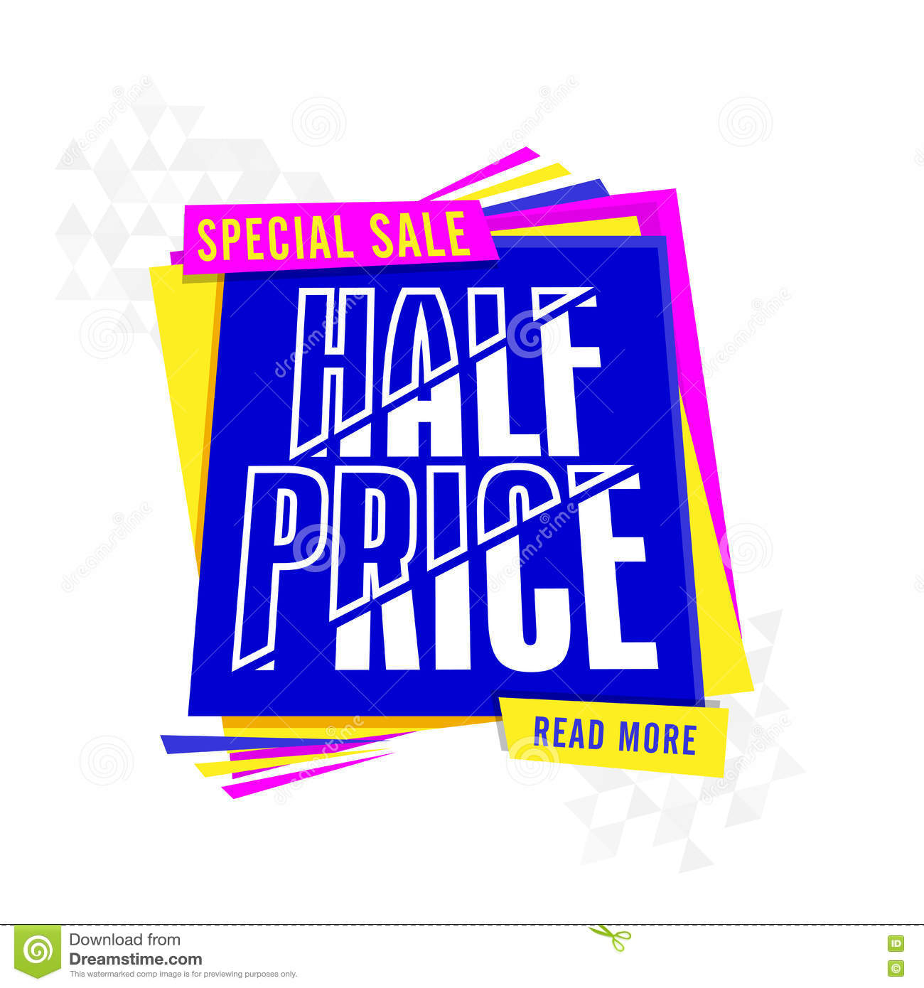 Price for a poster design - Banner Flyer Half Poster Price