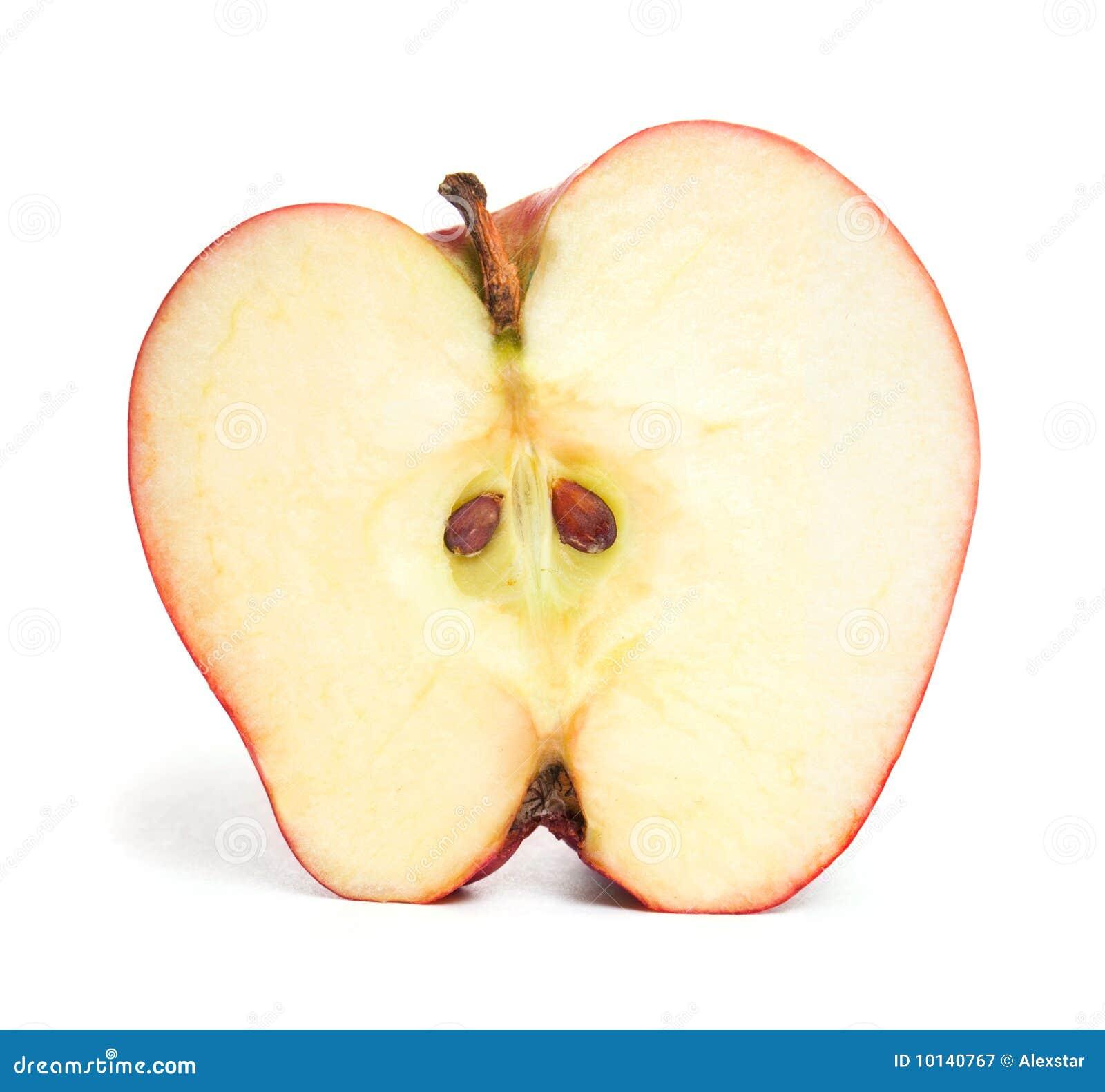 how to keep half an apple fresh