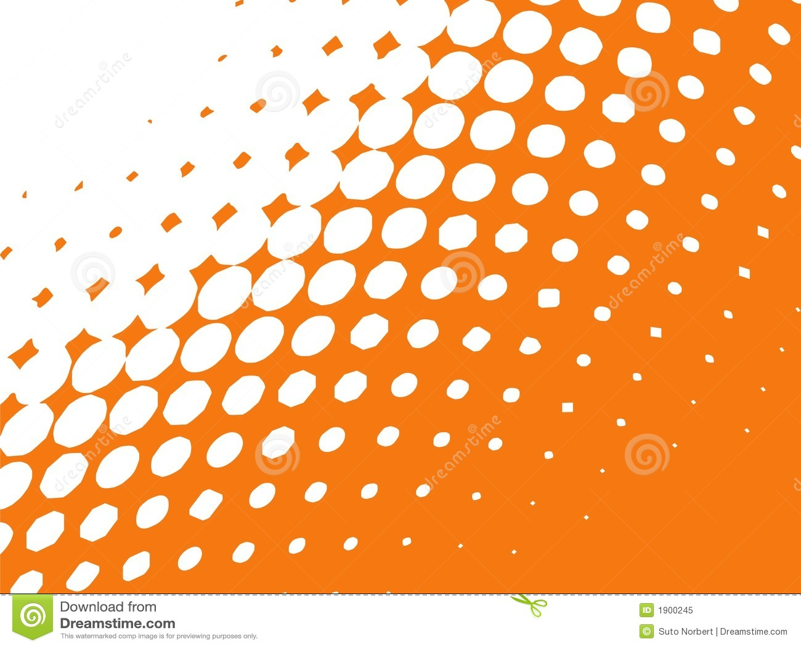 Halftone Logo Design