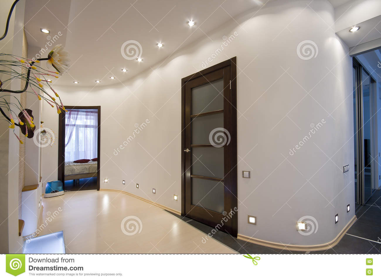 Hall d appartement