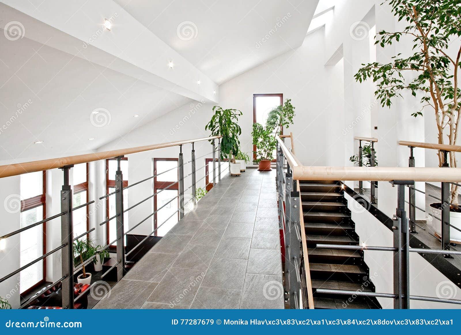 Entree avec escalier fashion designs - Decoration hall d entree avec escalier ...