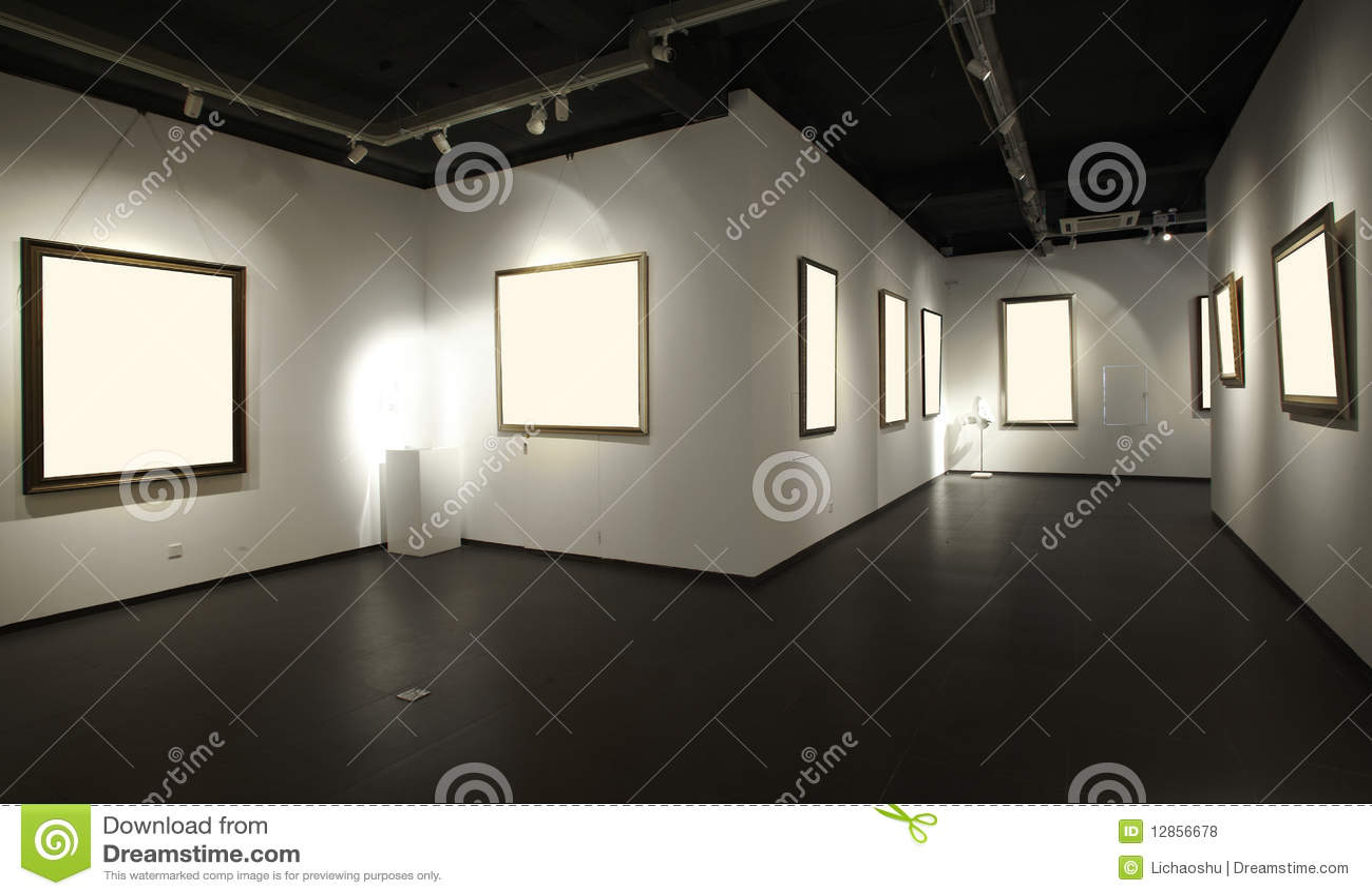 Hall d exposition