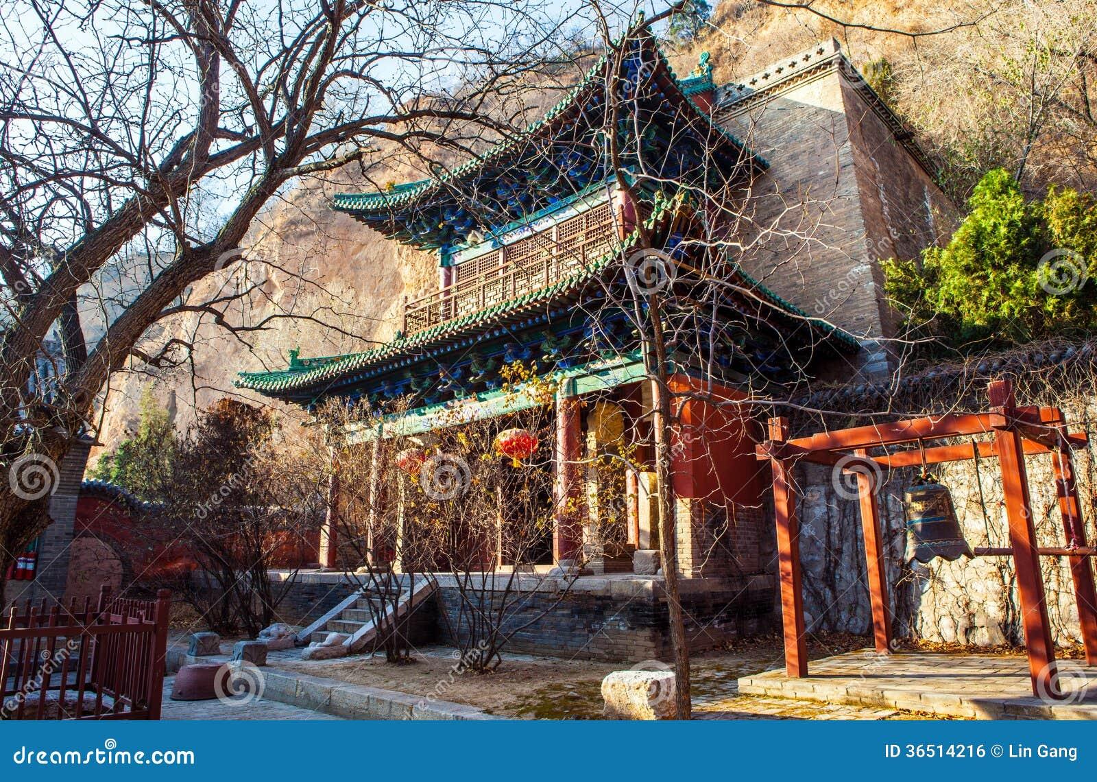 Hall de Dafo de temple de Jingyin