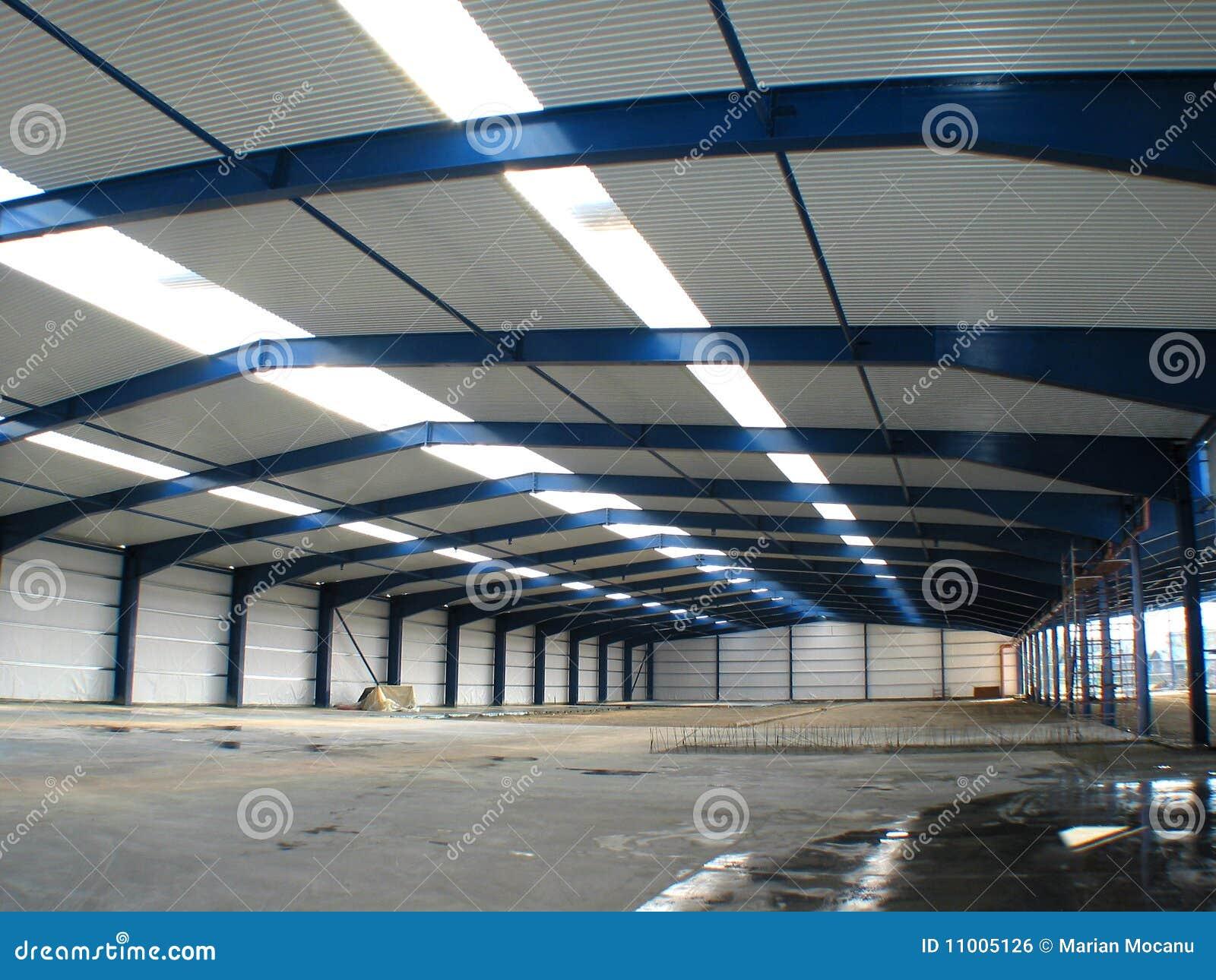 Hall factory
