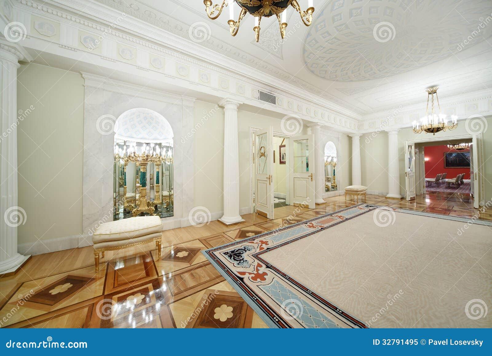 Hall In Grand Kremlin Palace Editorial Image Image 32791495
