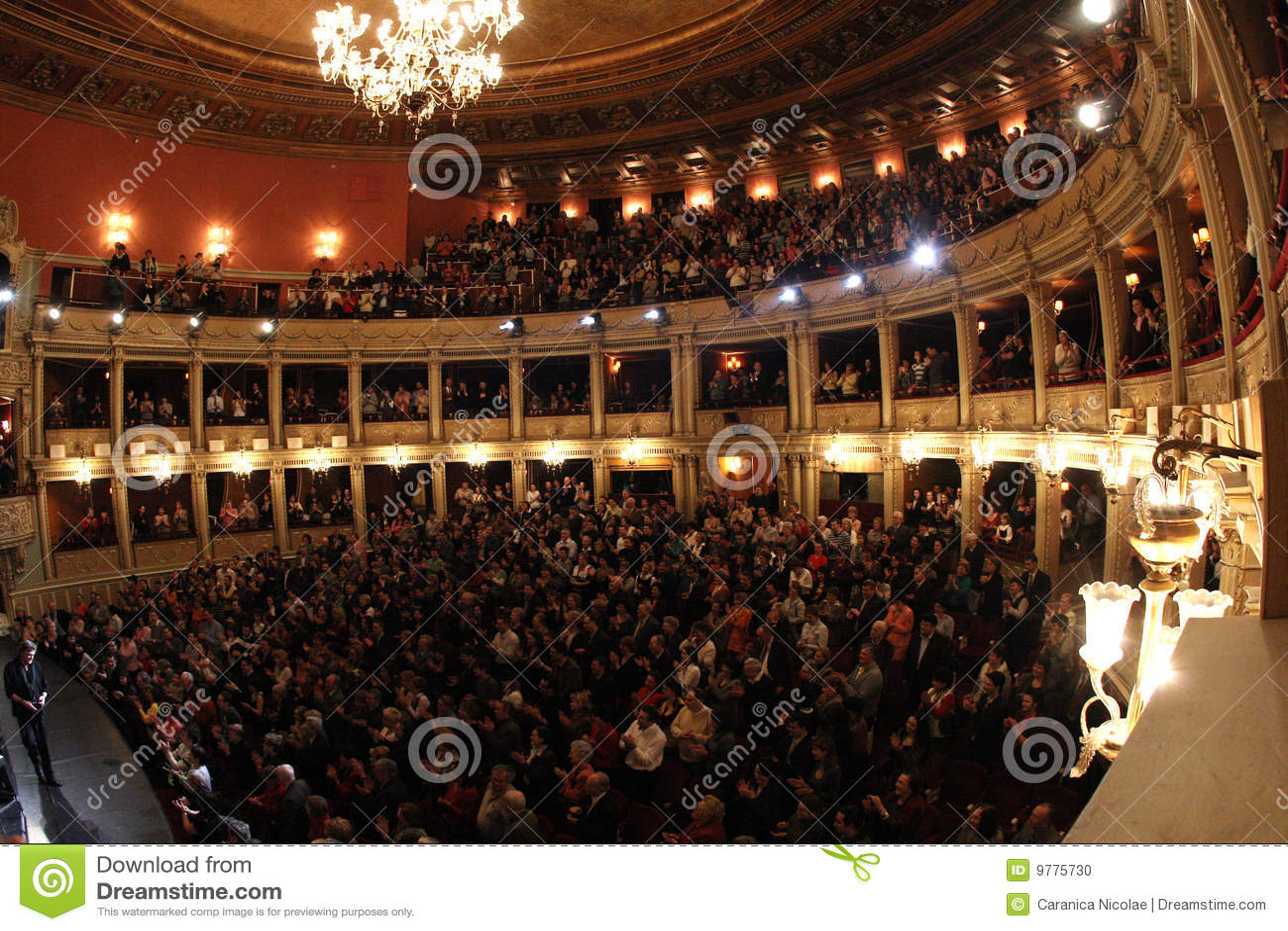Hall national opera