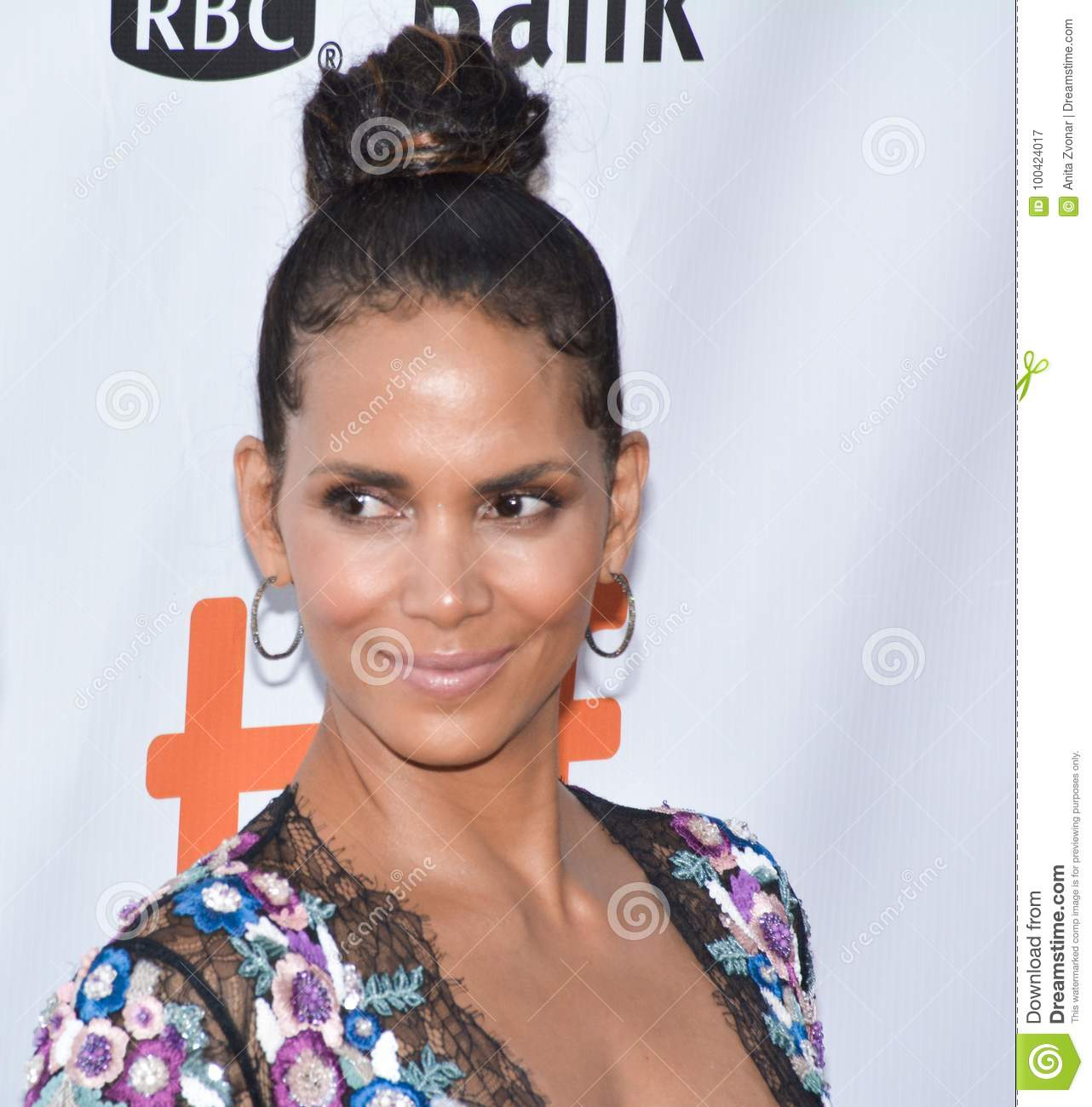 Actress Halle Berry at TIFF17
