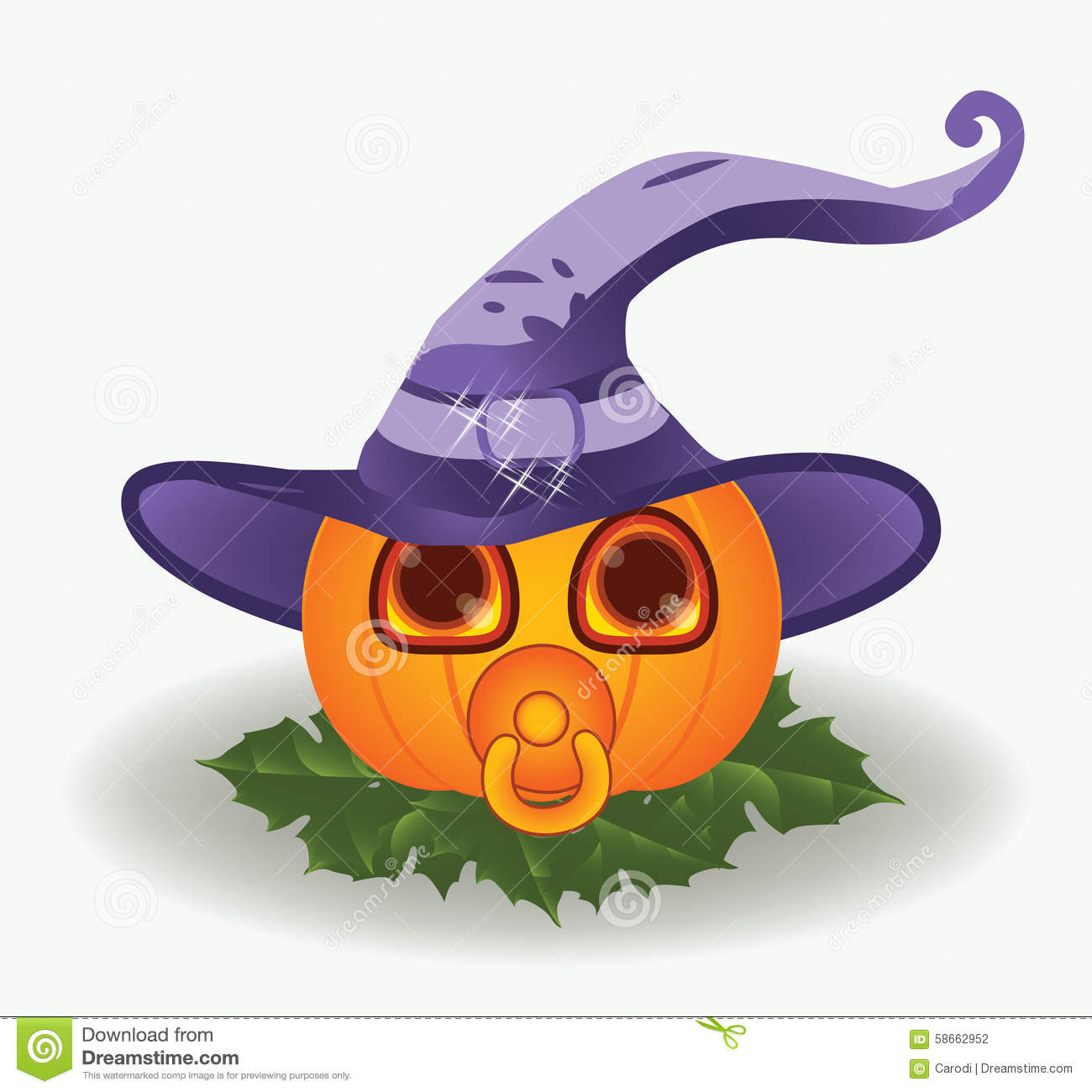 halloween baby pumpkin with pacifier stock vector image happy halloween clipart free happy halloween clip art black and white