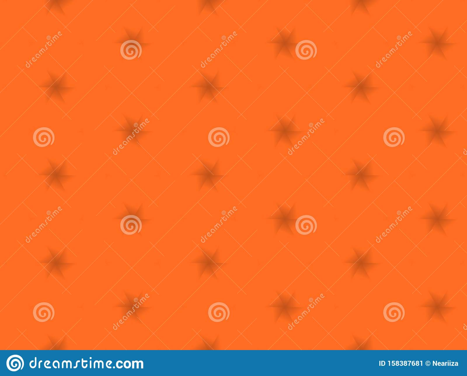 Halloween Background Black And Orange Color Abstract