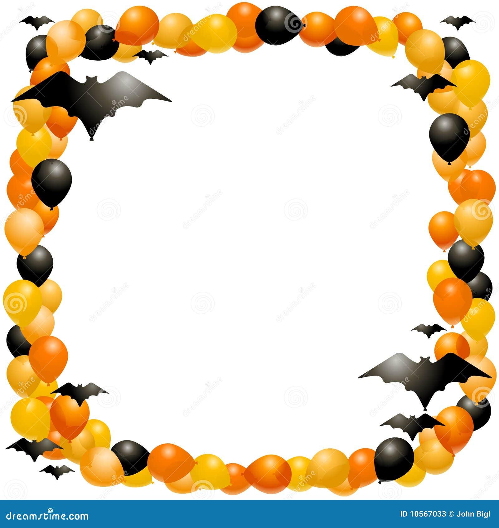 Halloween Border Almost Clipart