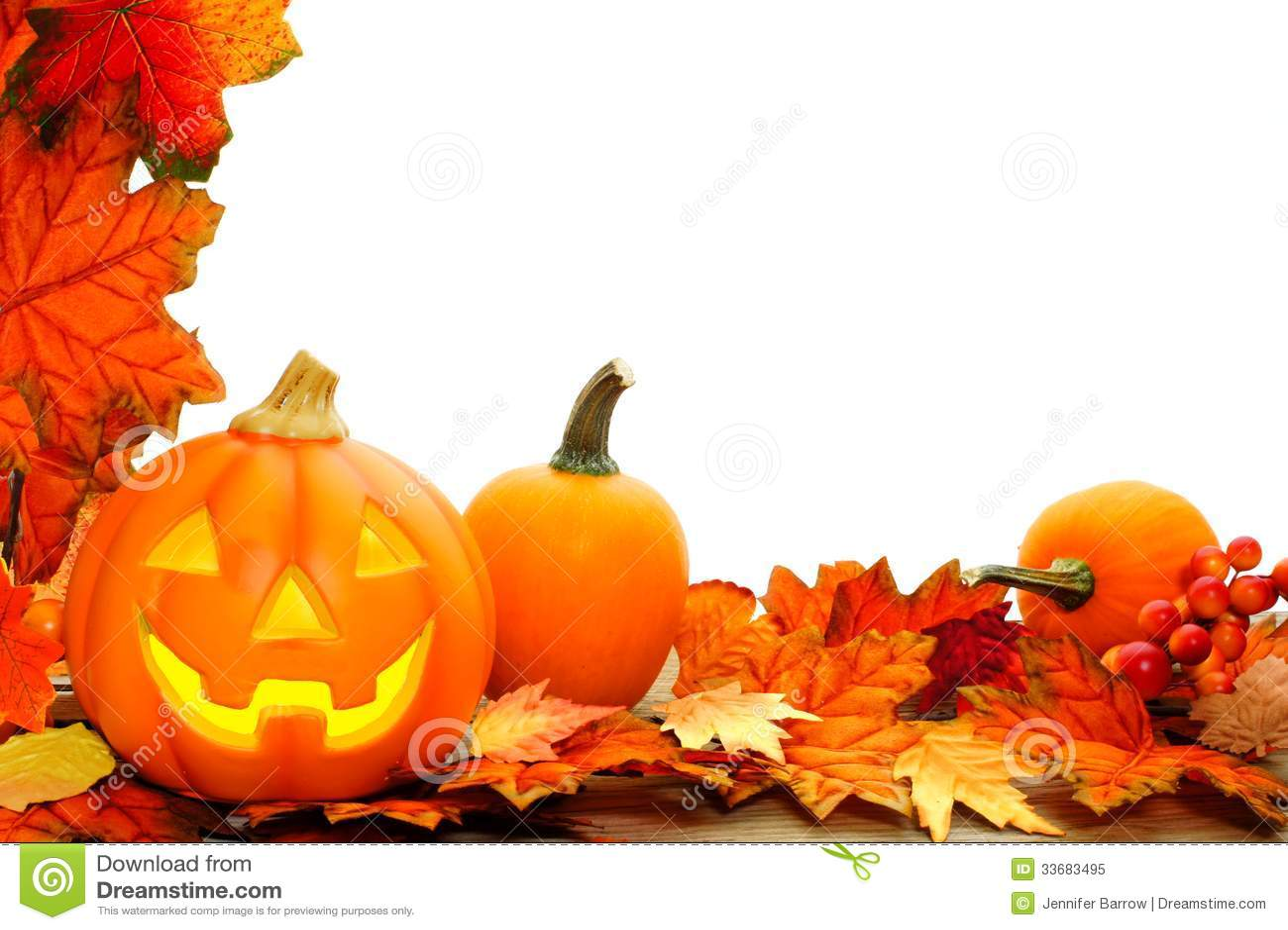 Halloween Border Royal...