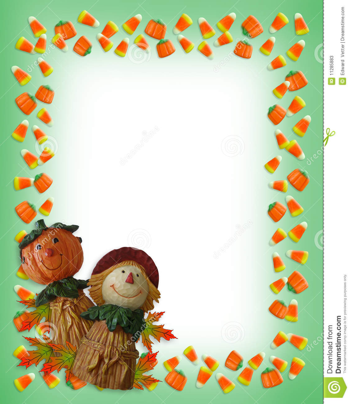 Pumpkin Patch Border Clipart Images & Pictures - Becuo