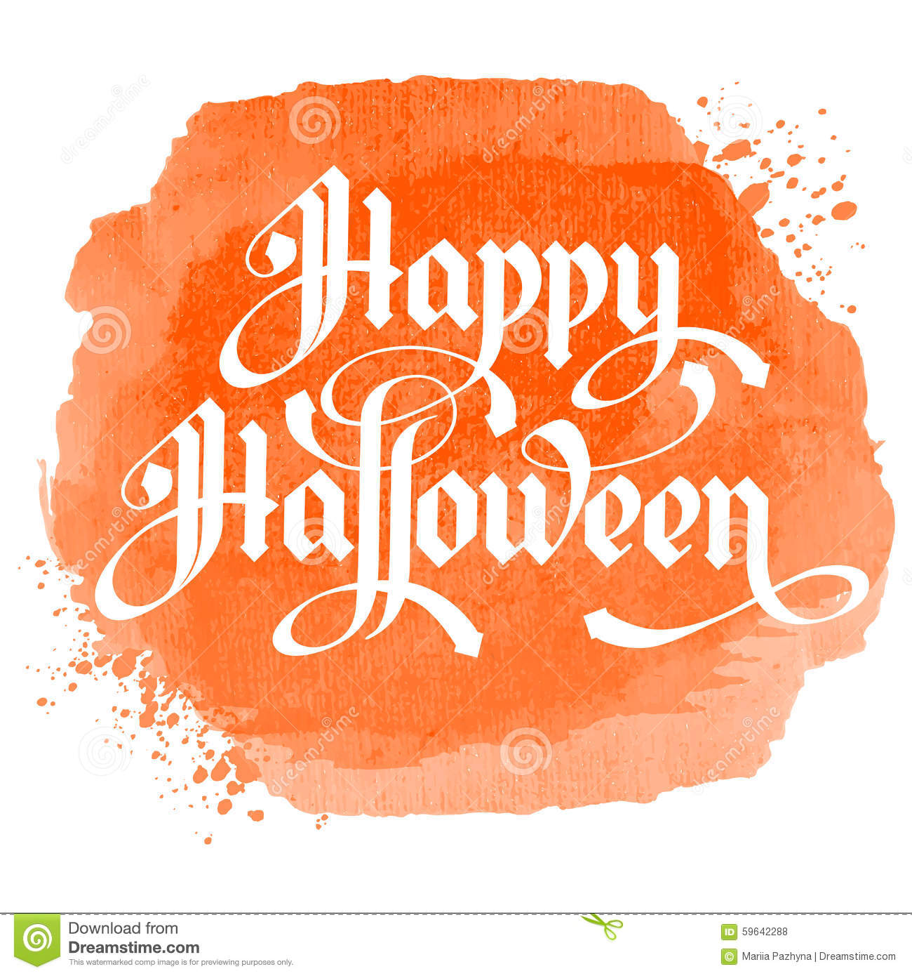 Halloween Stock Vector - Image: 59642288