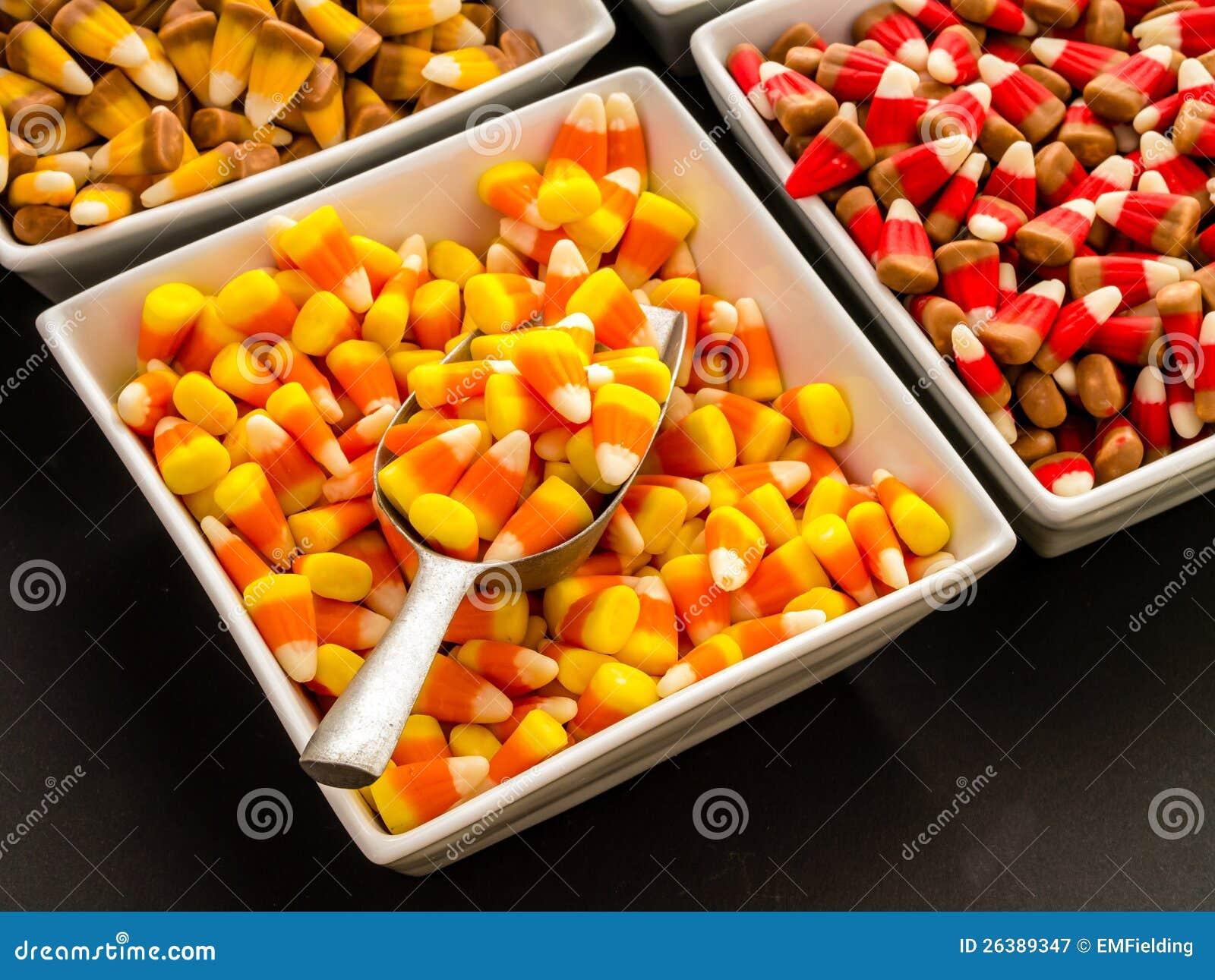 Halloween Candy Buffet Stock Image Image Of Sugar Buffet