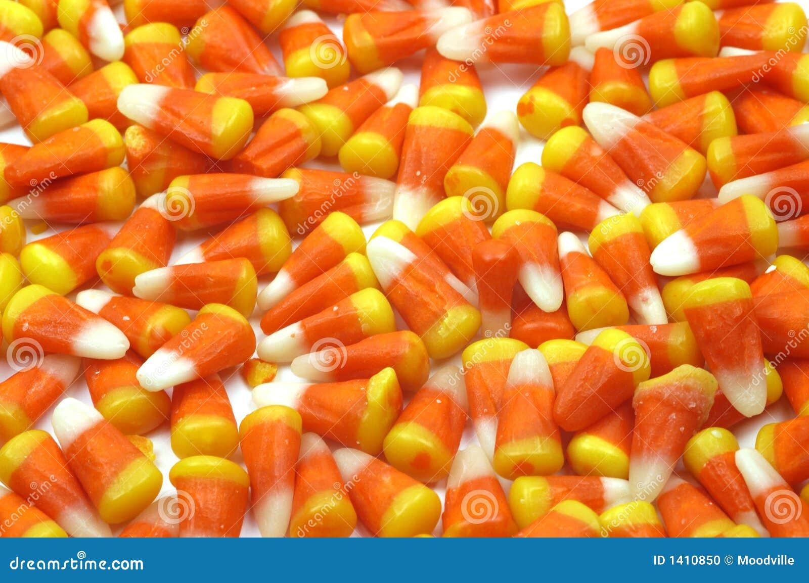halloween candy corn background stock photo image 1410850
