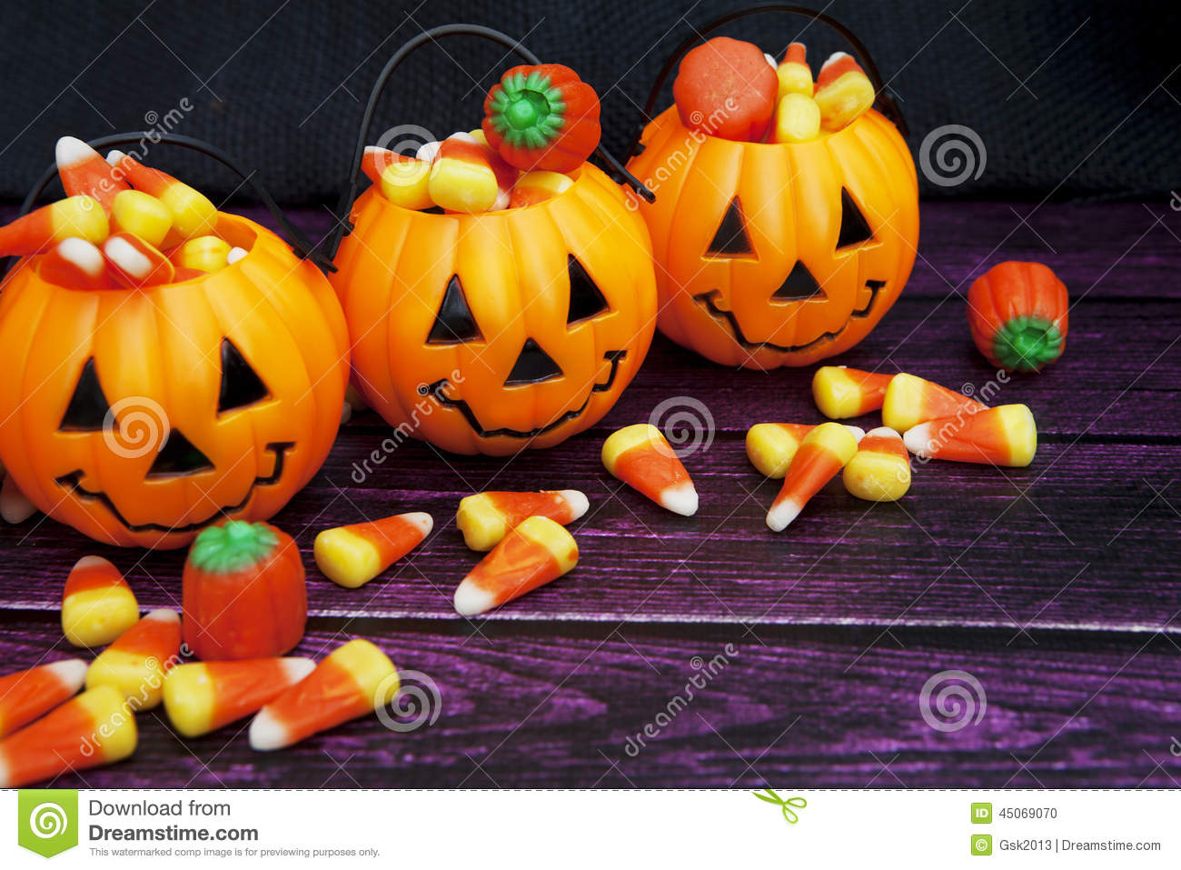 halloween candy stock photo. image of holder, treat, card - 45069070