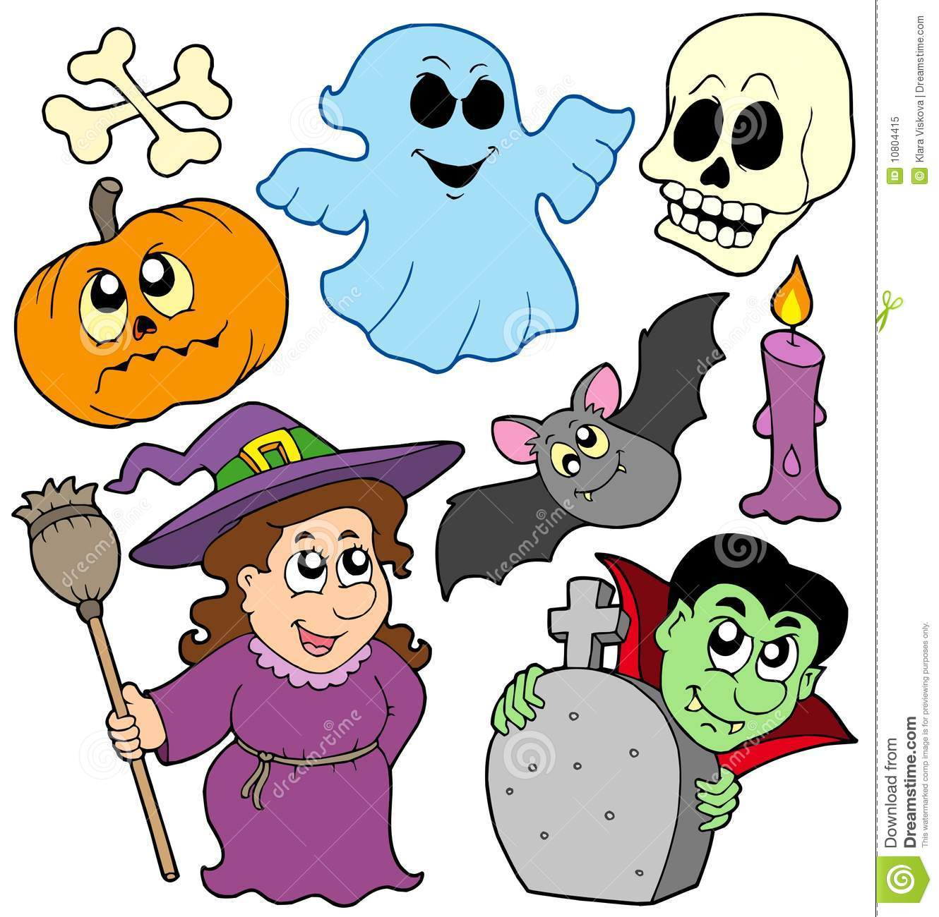 halloween cartoons collection stock vector image 10804415 tombstone vector free halloween tombstone vector