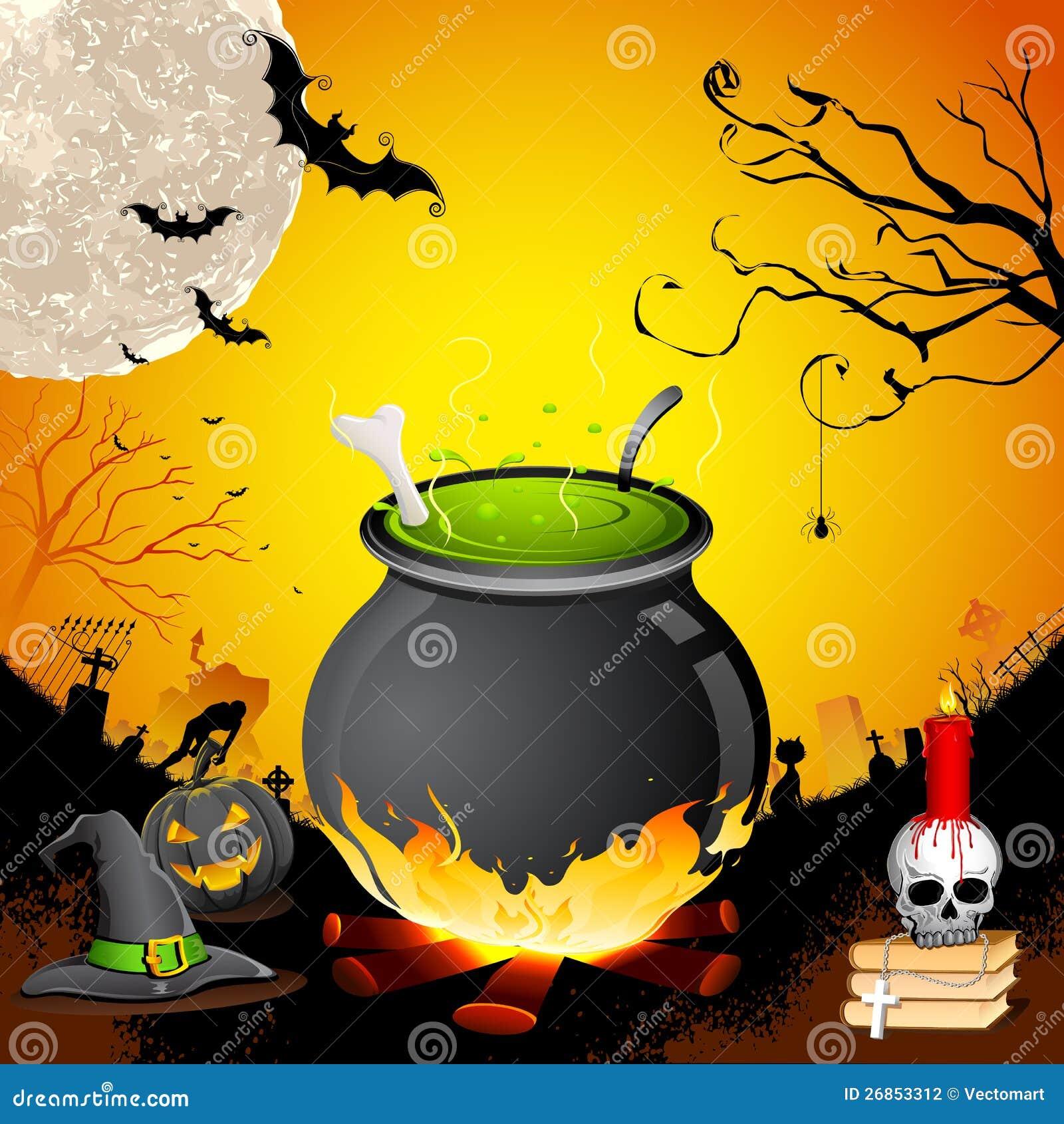 spooky halloween cooking games