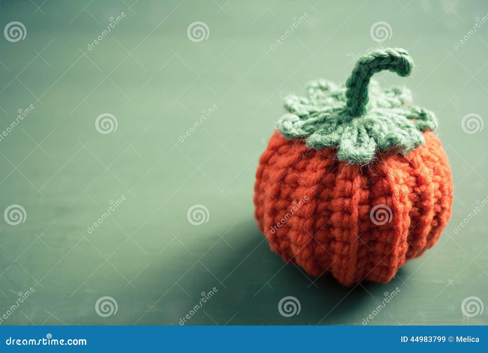 Halloween crochet for home decorating stock image image 44983799 - Decoration au crochet ...