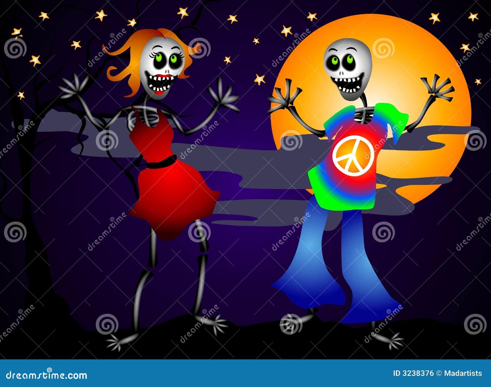 dancing halloween - Dancing Halloween