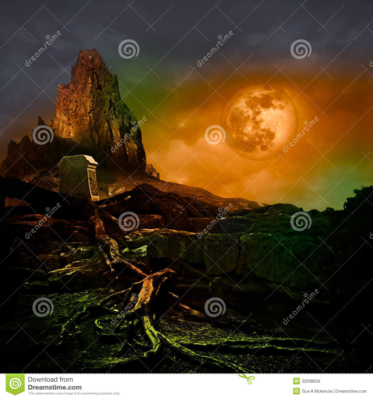 Halloween Design Stock Photos - Image: 21392133