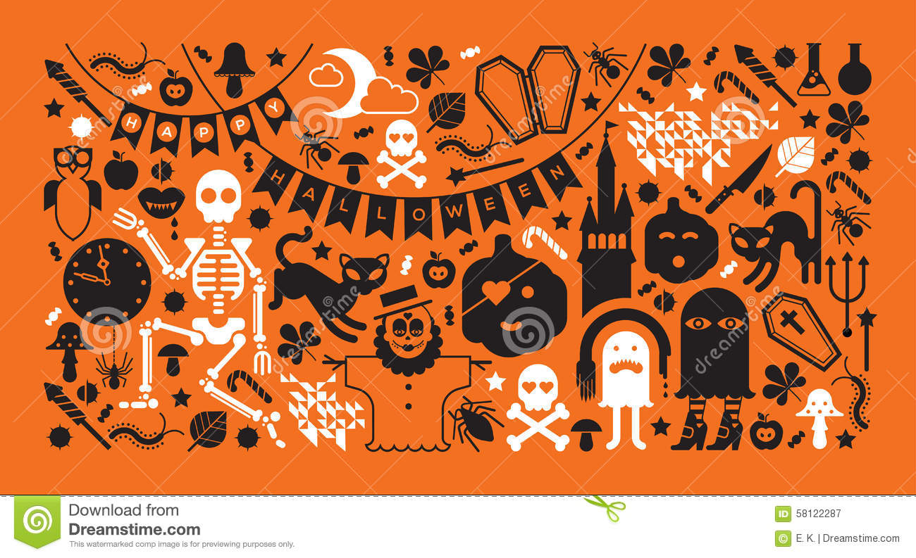 composition halloween - Halloween Design