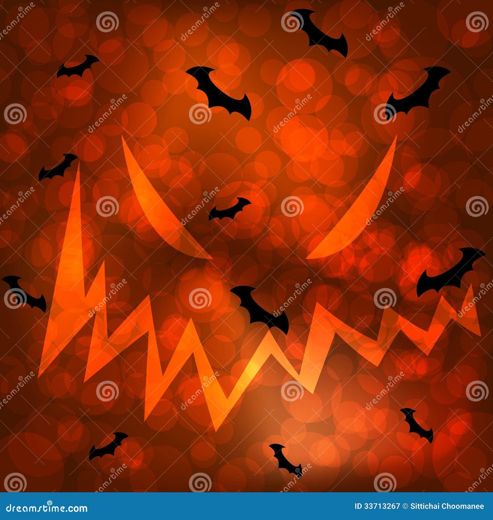 Halloween Desktop Backgrounds Stock Vector Illustration Of Backgrounds Animal 33713267