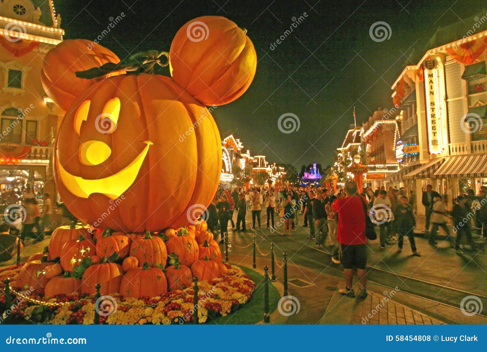 anaheim california disneyland halloween - Disneyland Hours Halloween