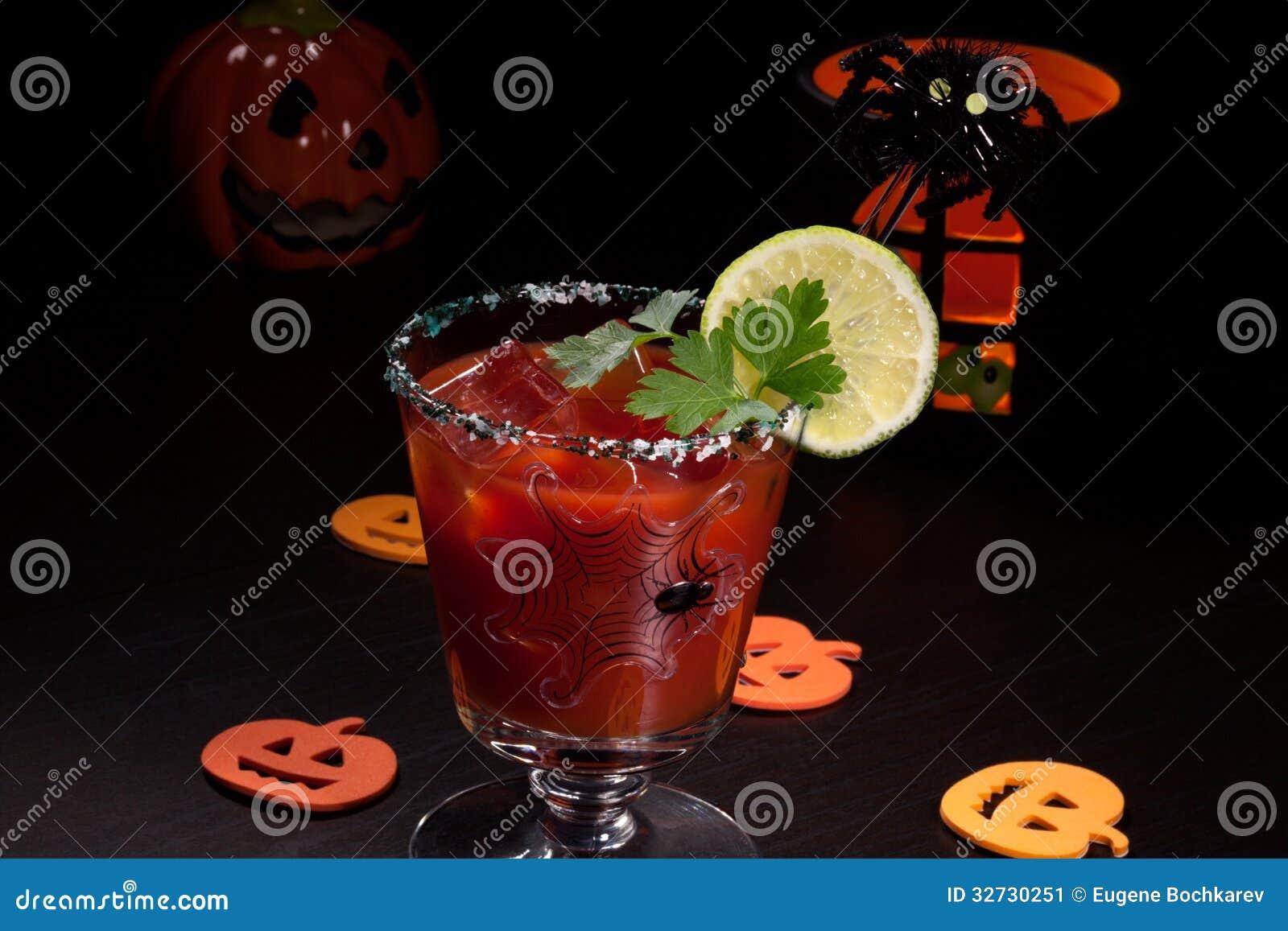 Напитки на хэллоуин для детей