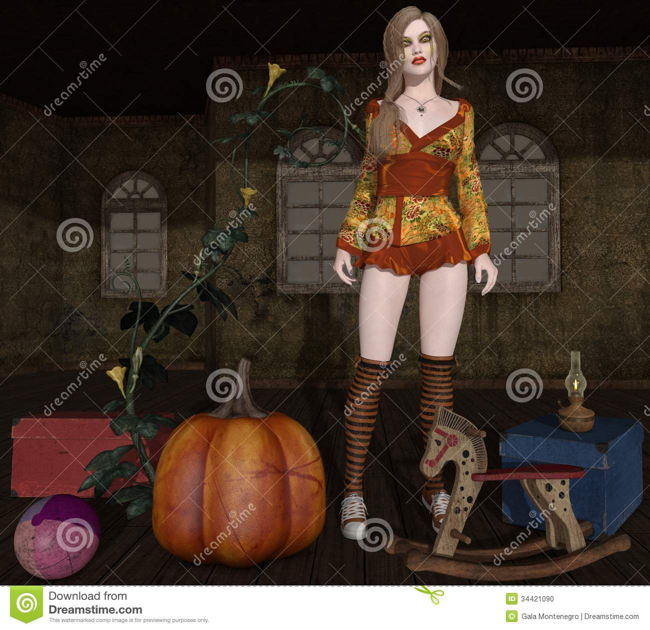 download halloween the eve of all saints day stock illustration illustration of halloween