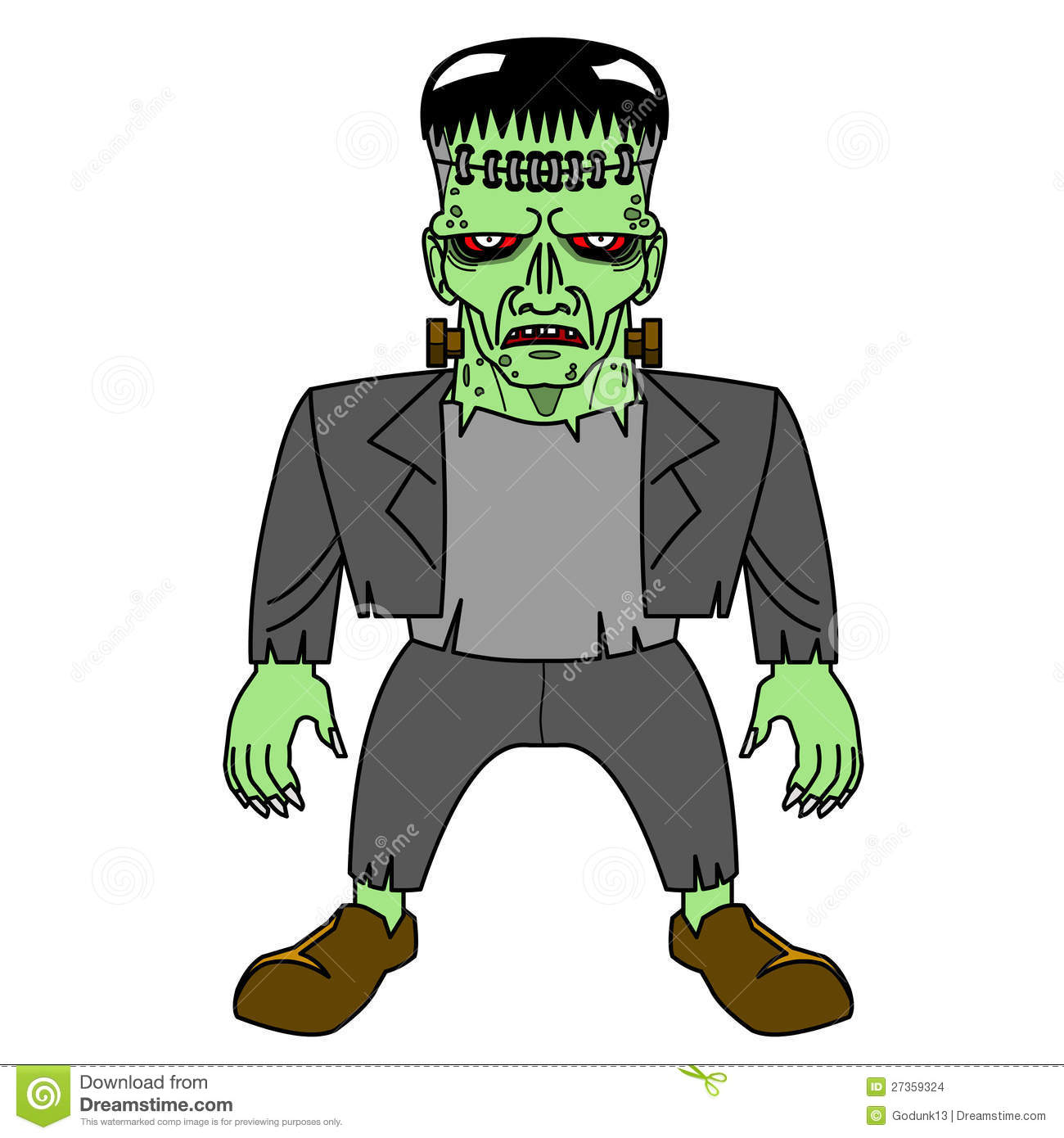 Halloween Frankenstein Stock Images - Image: 27359324