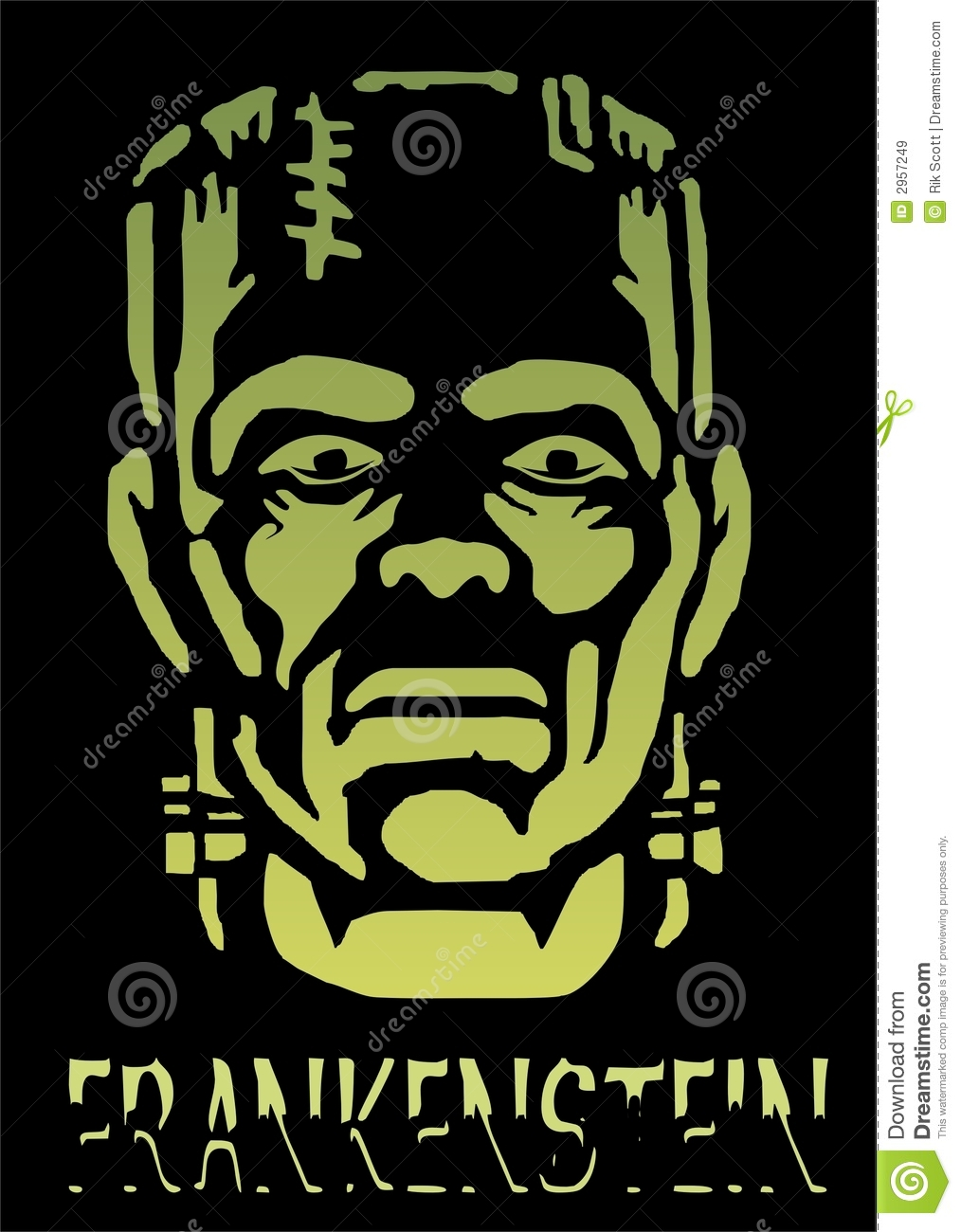 Halloween Frankenstein Royalty Free Stock Images - Image ...