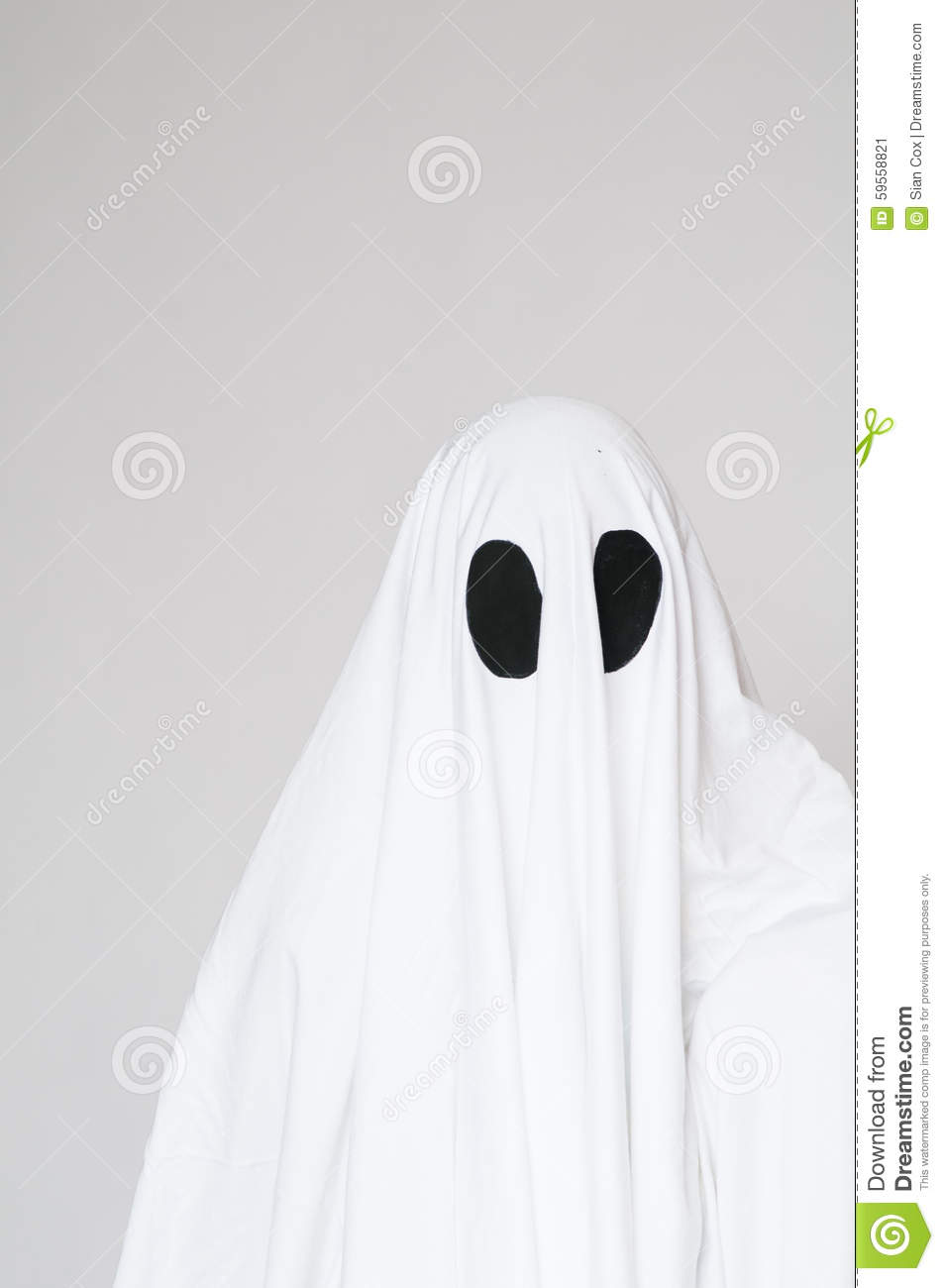Young boy in a homemade ghost costume ready for halloween & Halloween ghost stock image. Image of childhood funny - 59558821