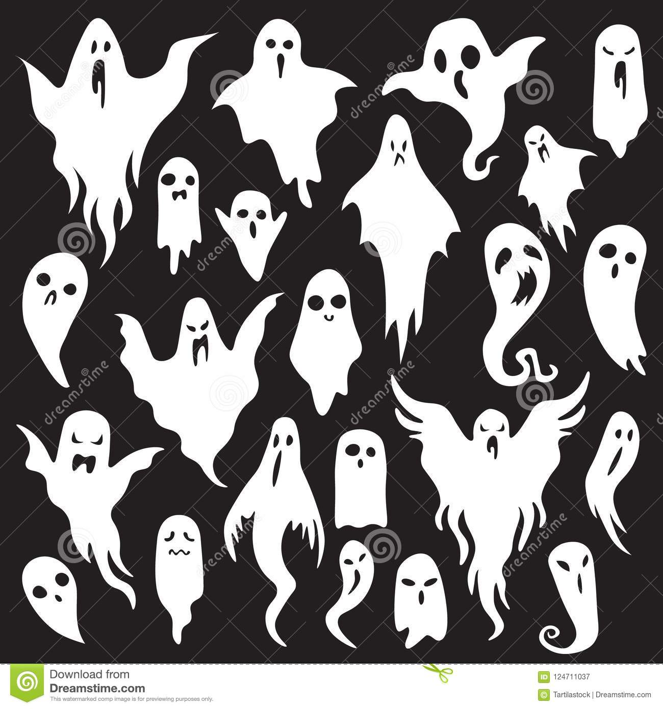 Template Halloween Ghost Scary Face Pictures | www.picturesboss.com