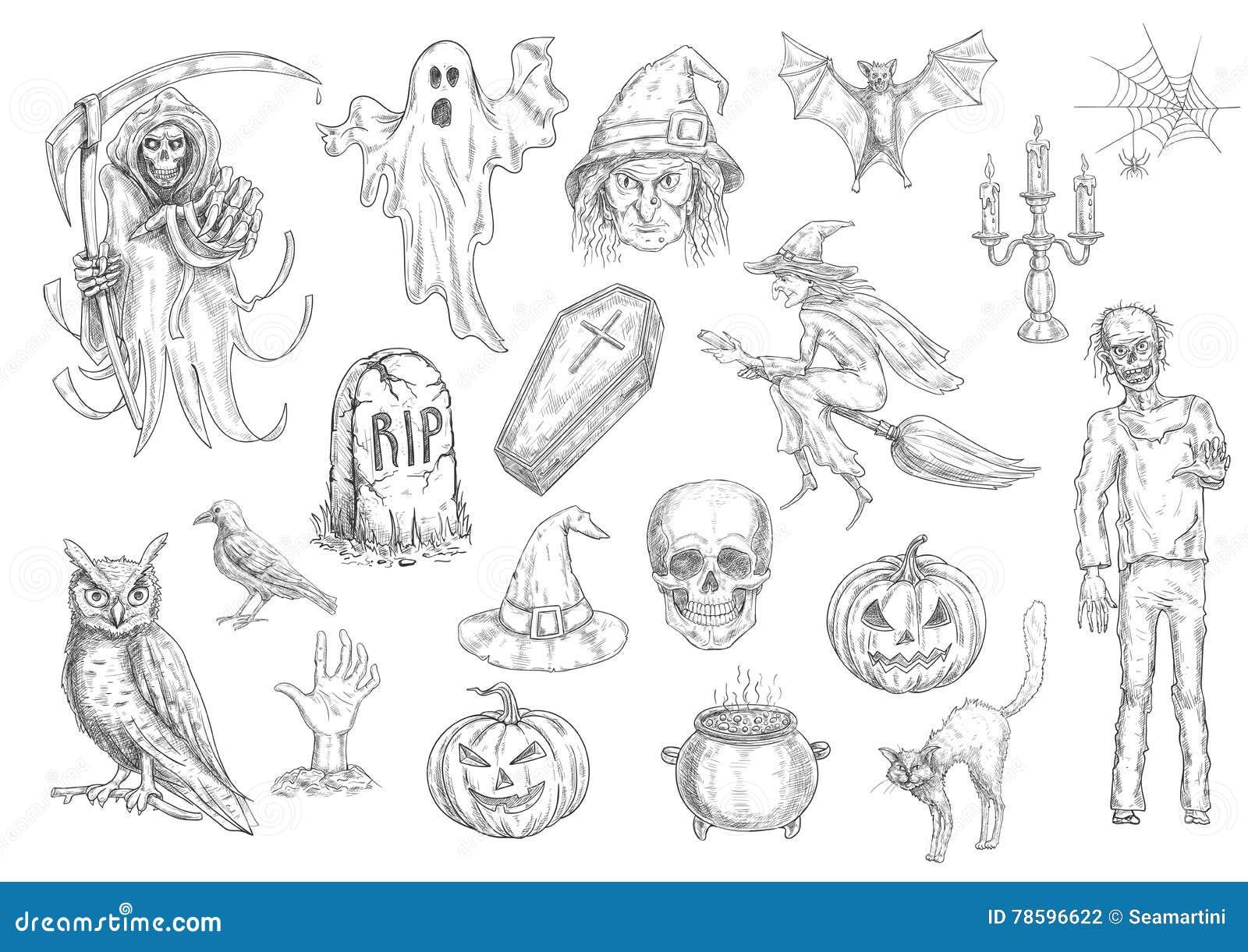 ghost cartoon halloween
