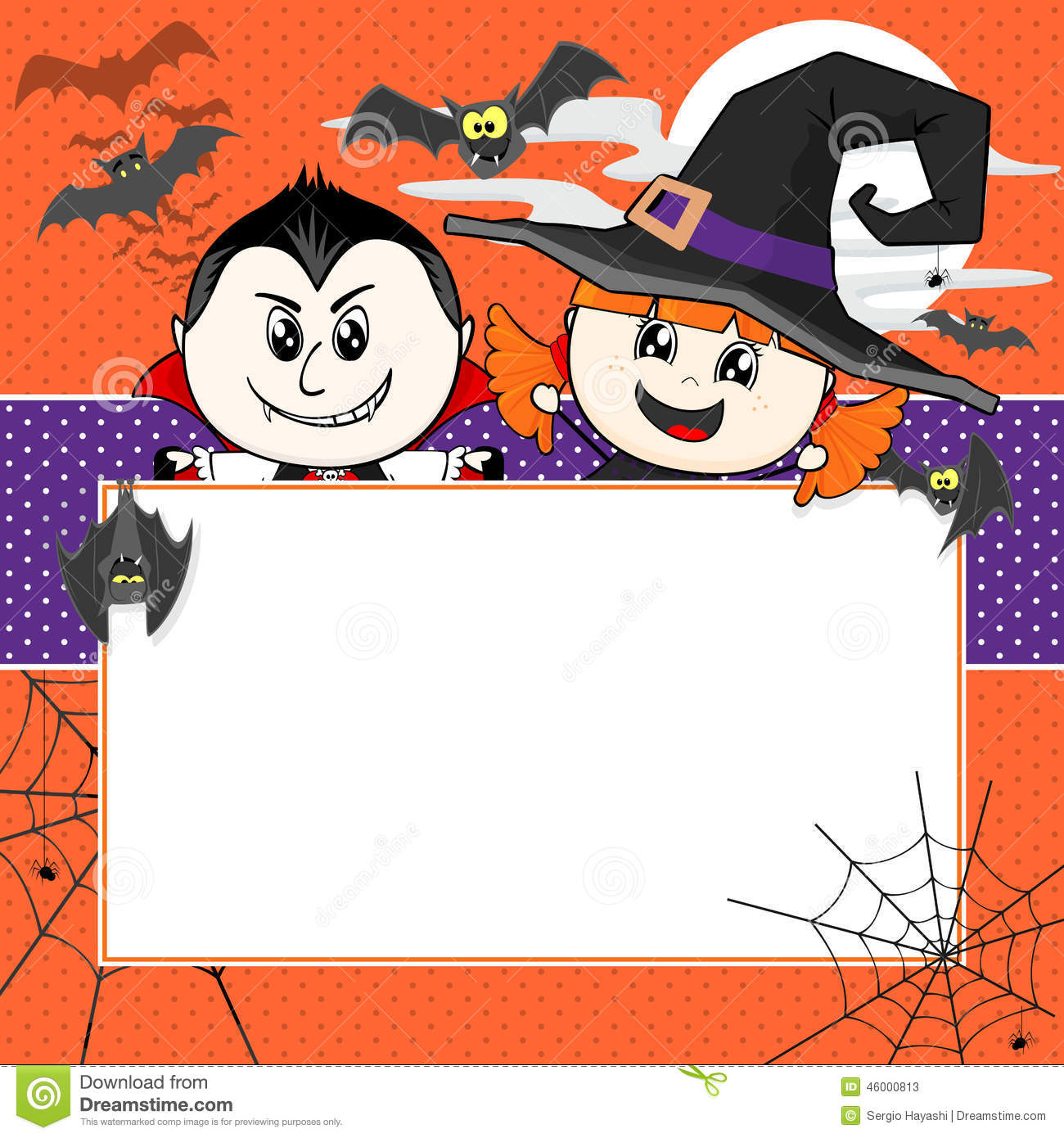 halloween clipart invitations - photo #19