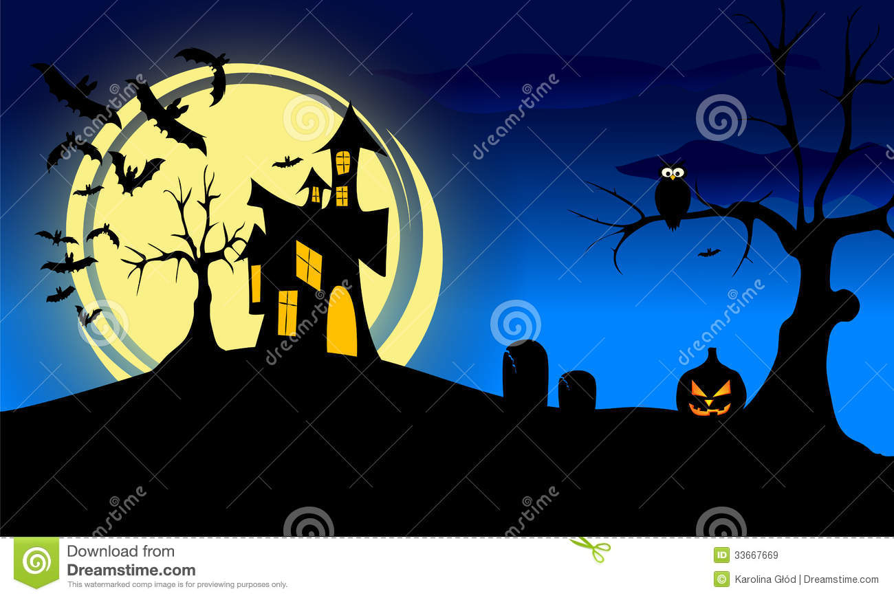 halloween landscape at night royalty free stock images image 33667669 tombstone vector free tombstone vector art