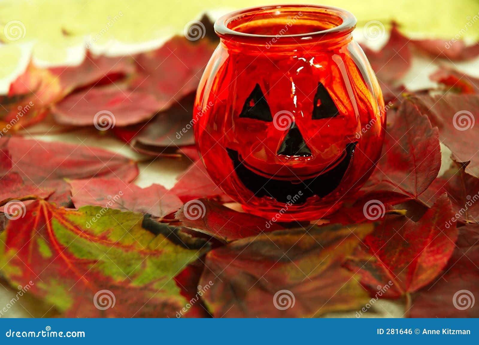 Halloween leende