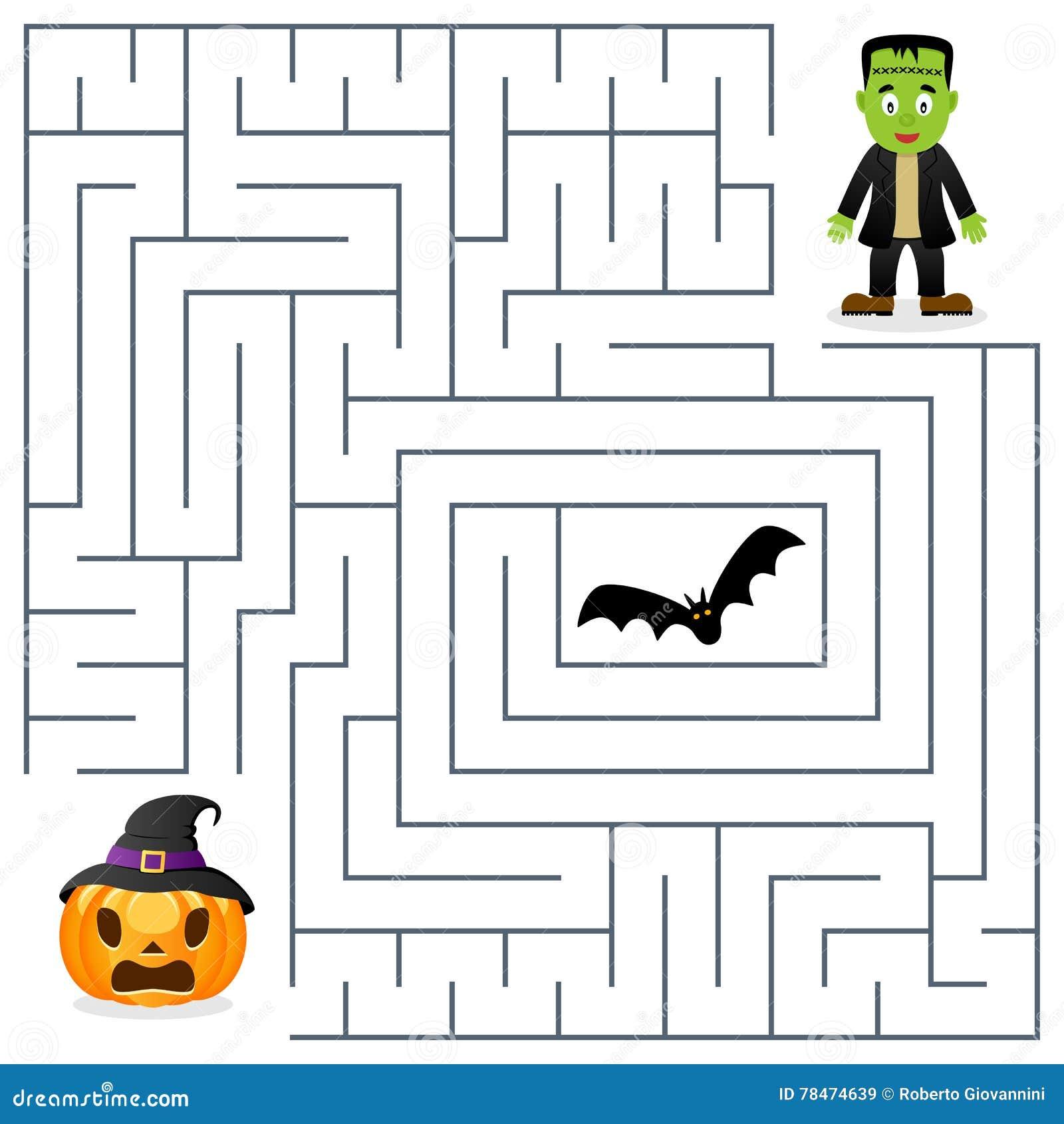 Halloween Scarecrow Stock Photo | CartoonDealer.com #3402612