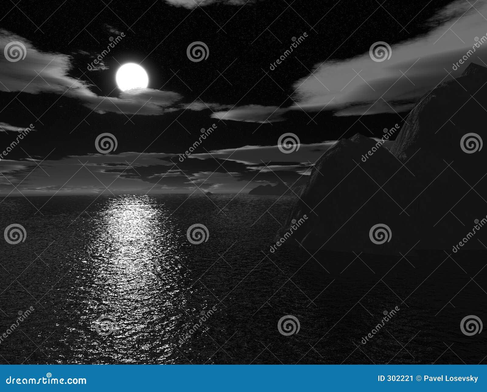 Halloween moonnight morza