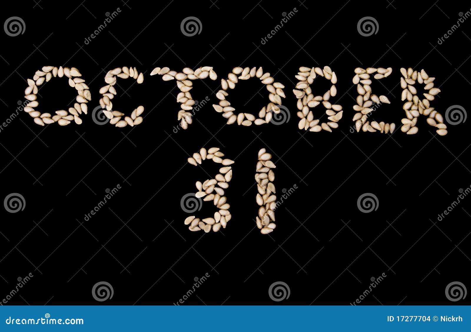 Halloween  October 31 Stock Images  Image: 17277704 - October 31 Halloween